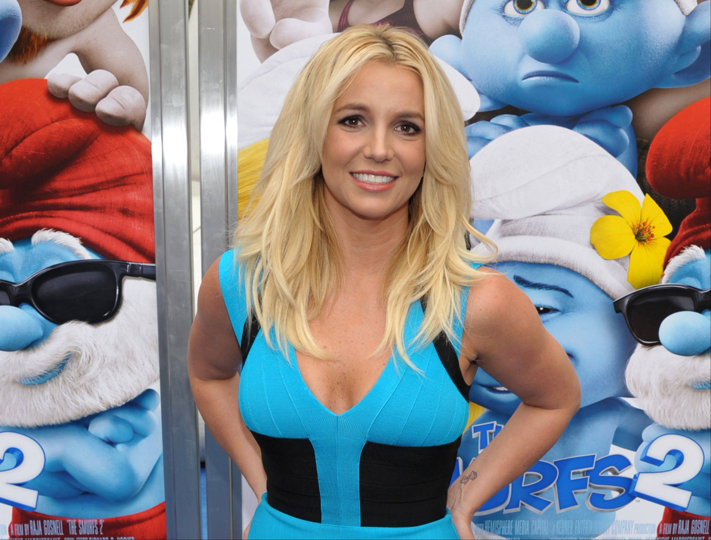 Britney Spears announced a 16-date residency at Planet Hollywood Resort & Casino on ABC�s �Good Morning America� on Tuesday.