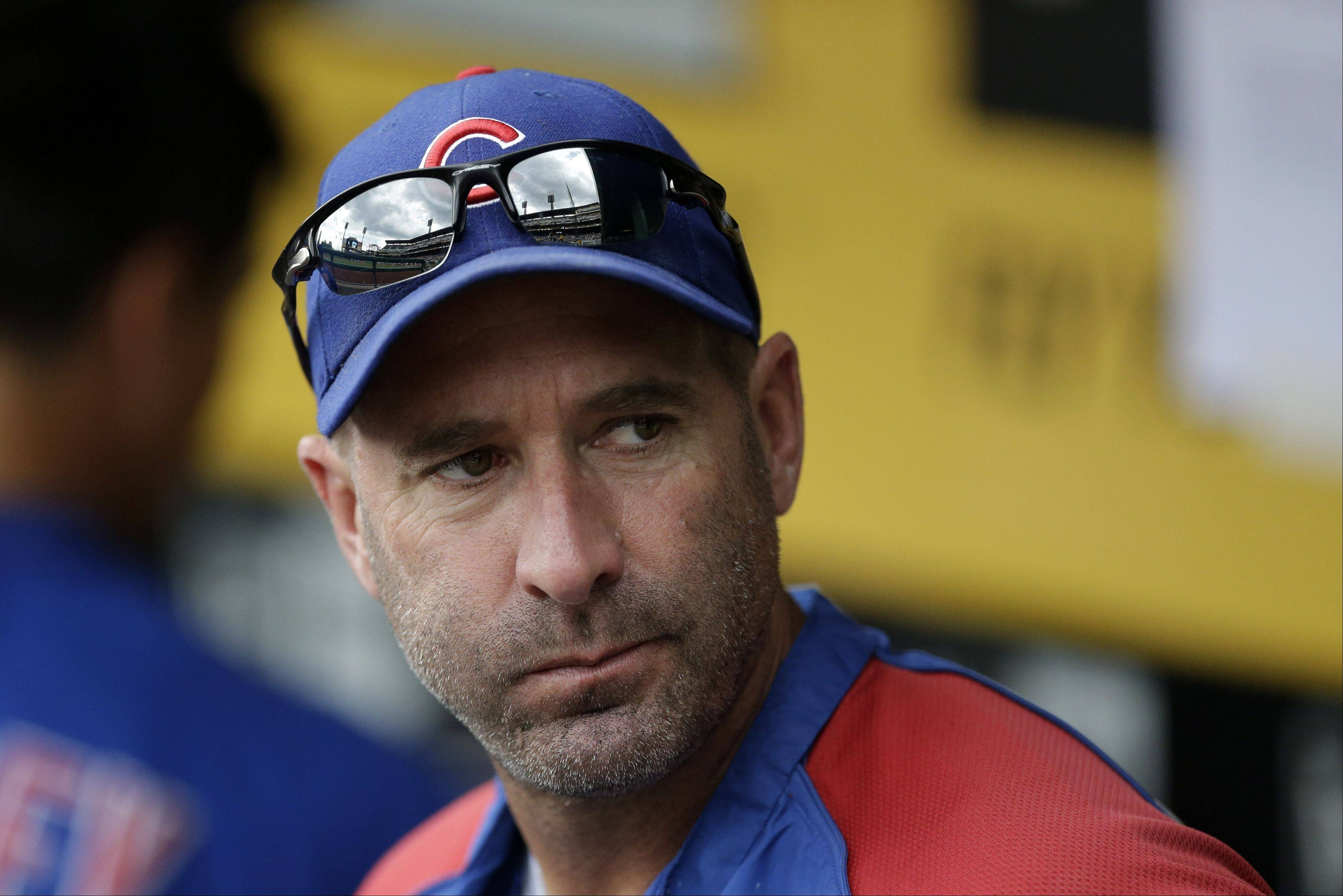 It�s encouraging that manager Dale Sveum is a baseball guy who cares more about the Cubs now than he does the future.
