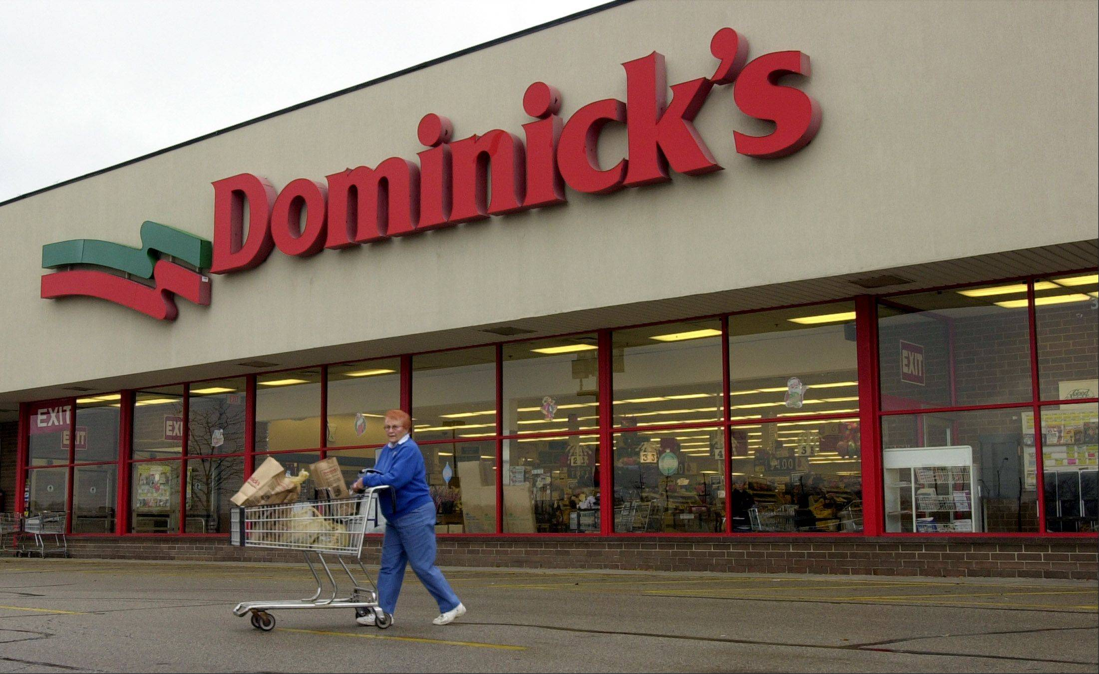 Safeway is the parent company of the Dominick's grocery store chain.