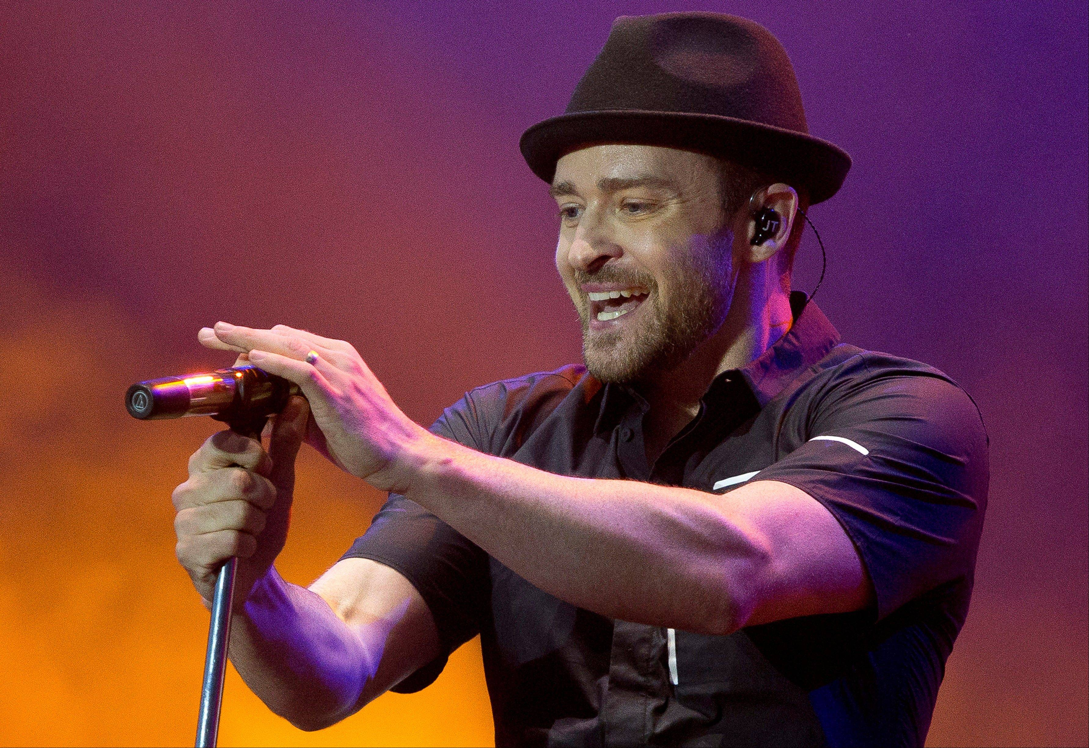 Justin Timberlake and Macklemore & Ryan Lewis lead the 2013 MTV EMA nominations with five nods each.