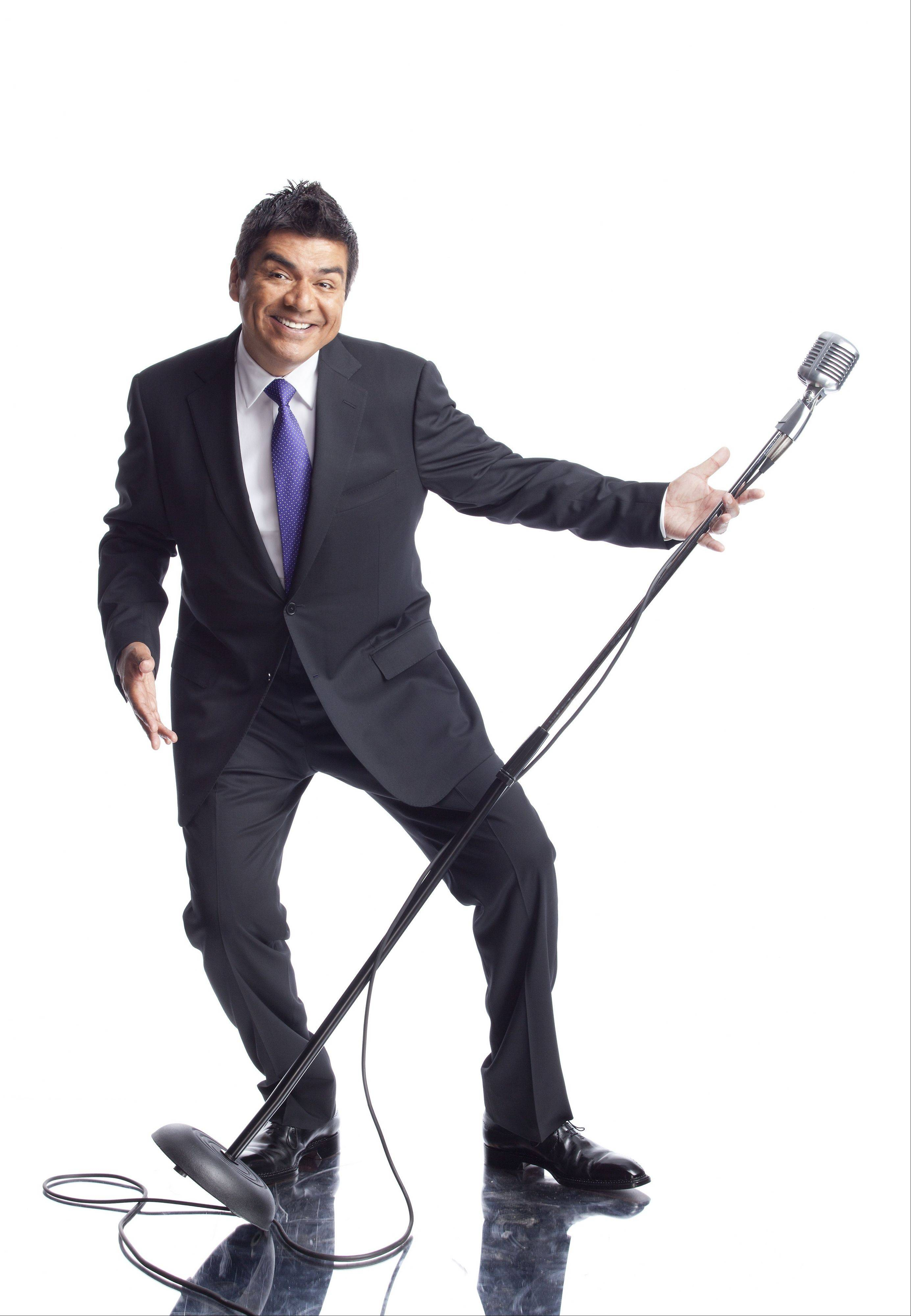 "Comedian George Lopez brings his ""It's Not You, It's Me Tour"" to the Genesee Theatre in Waukegan on Saturday, Nov. 2."