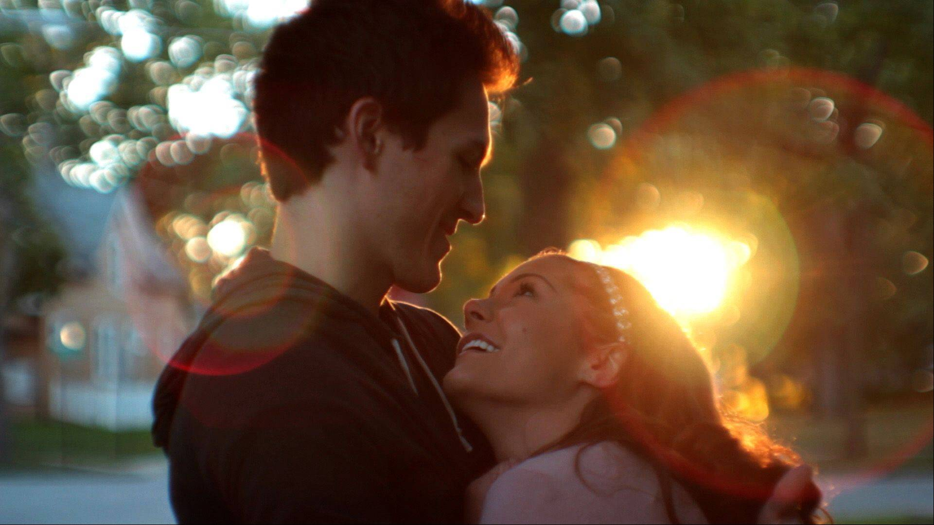 """Imminent Love Story,"" a finalist in the Elgin Short Film Festival, was shot entirely in Elgin."