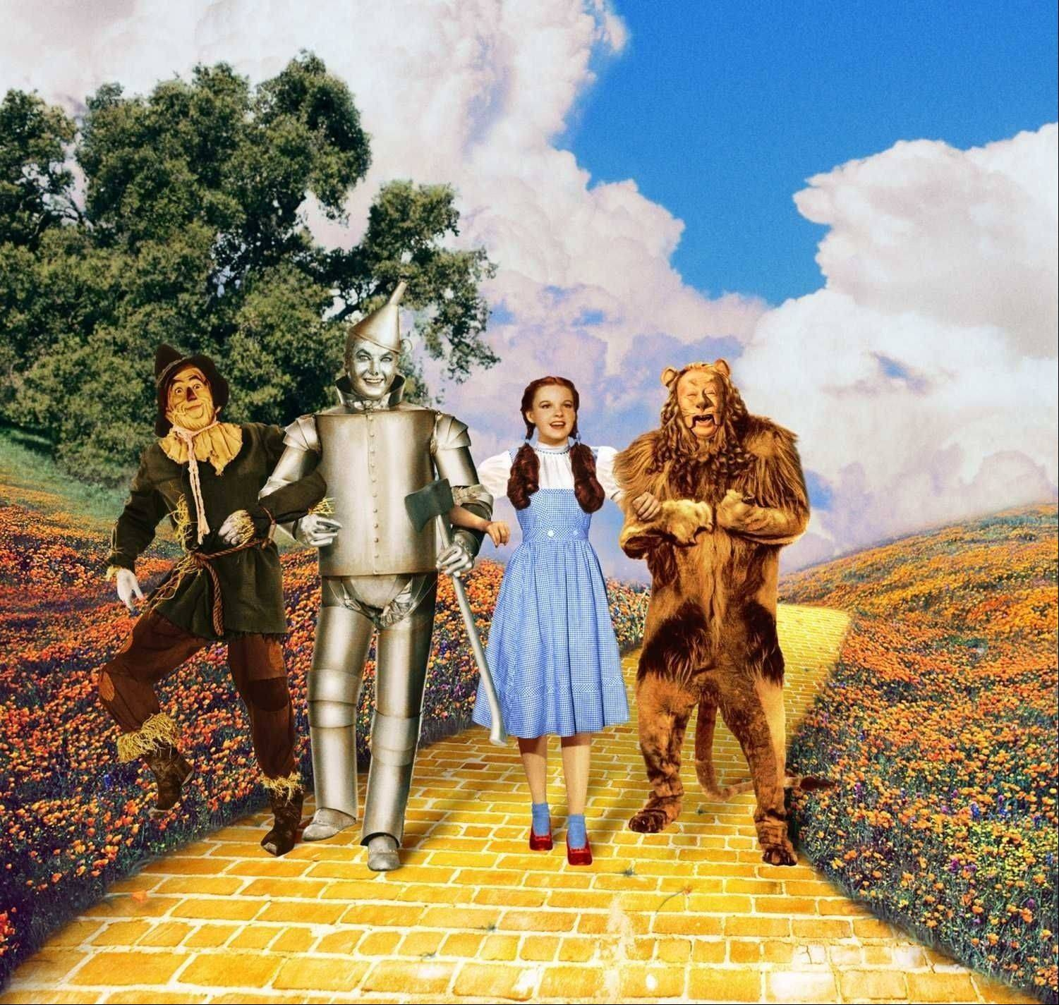 "The ""Wizard of Oz"" was released in 1939."