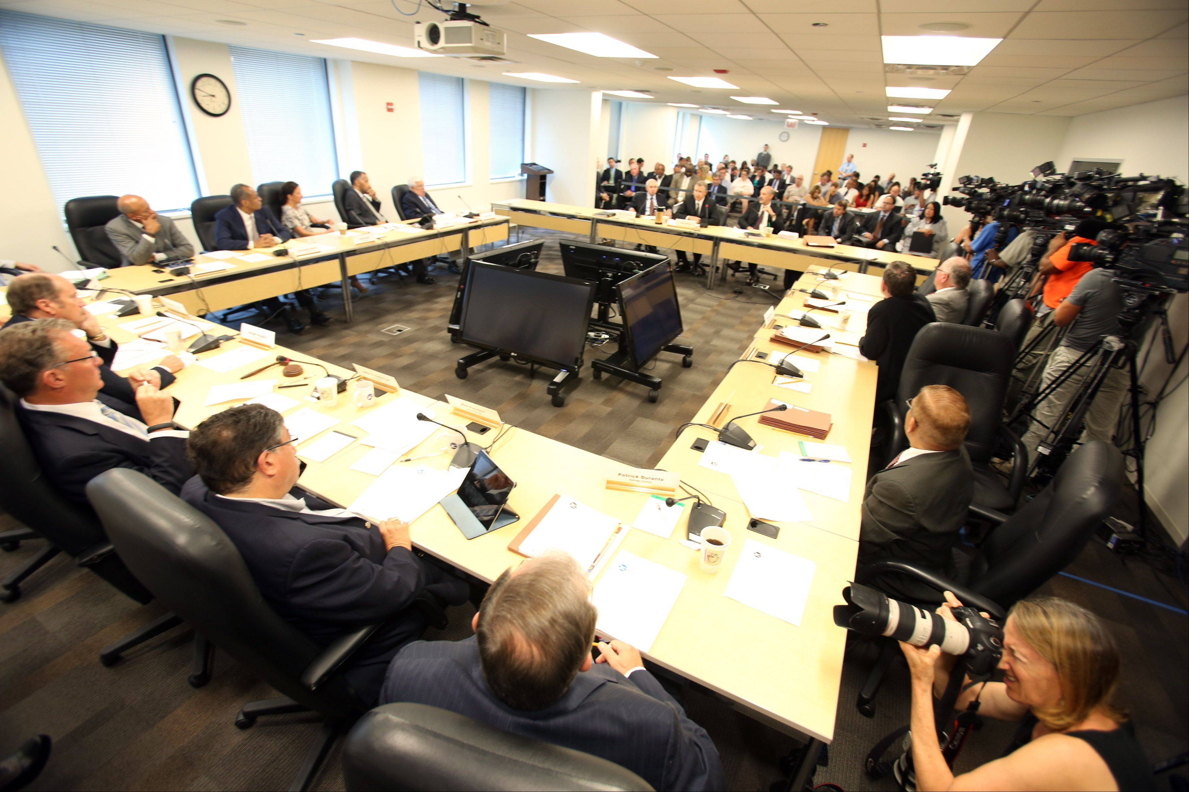 Daily Herald File Photo The RTA board is experiencing yet another funding crisis.