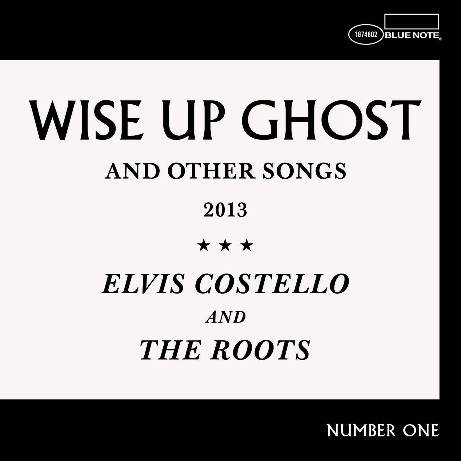 Elvis Costello and the Roots, �Wise Up Ghost�