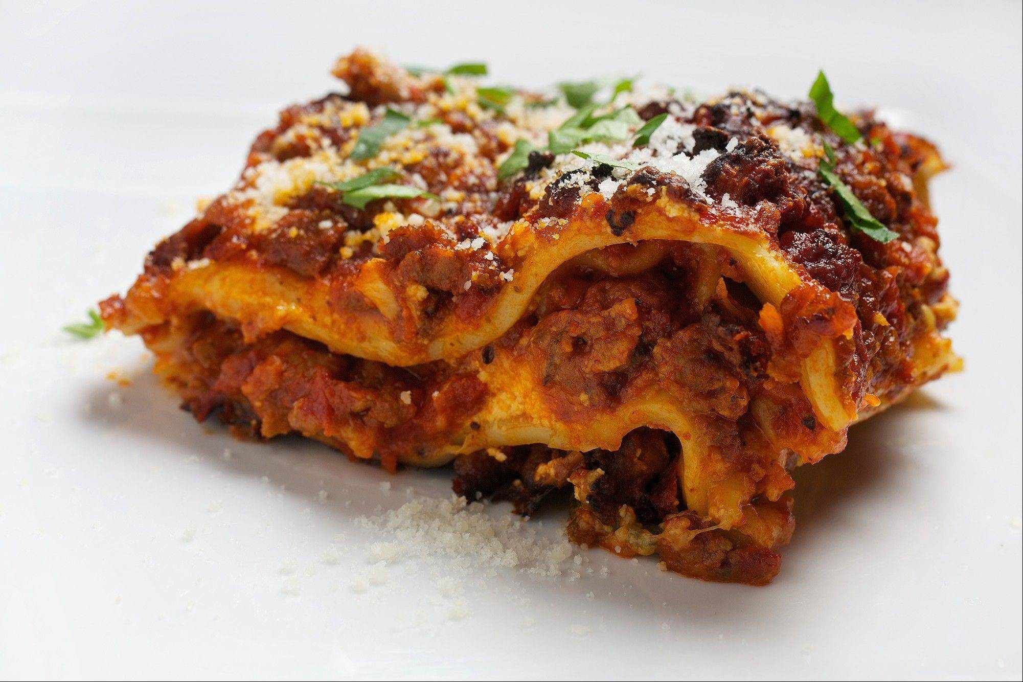 World's Best Lasagna (Tweaked)