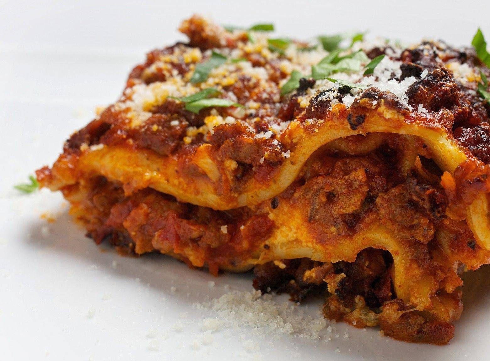 Lasagna for 12 million, please