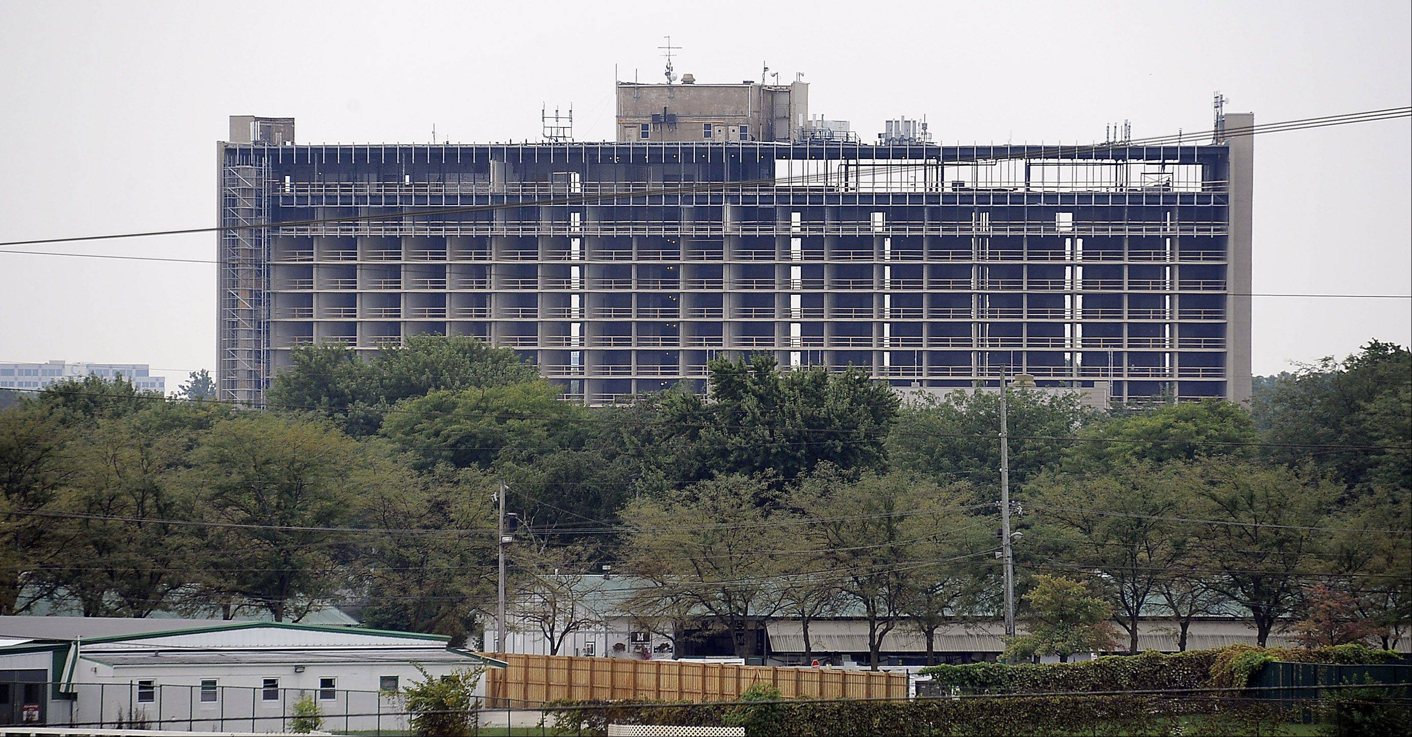 New Sheraton hotel coming to Arlington Downs site