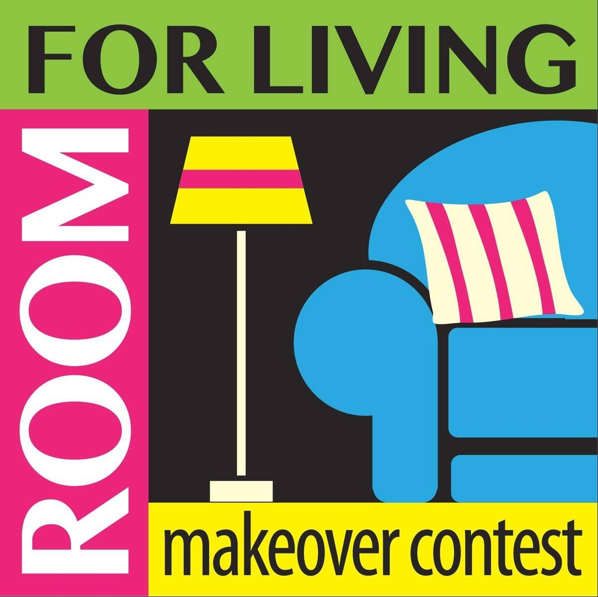 Describe your family room challenge in 300 words or less and enter for a chance to win a room makeover.