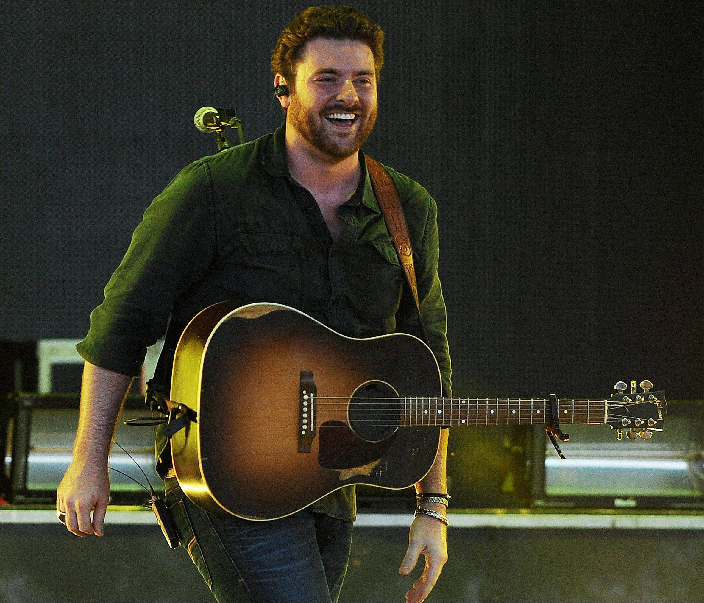 "Chris Young is holding his new songs from his next album close to his chest, but the one single he has released, ""Aw Naw,"" gives a glimpse of a young country musician that's ready to take his career to the next step."