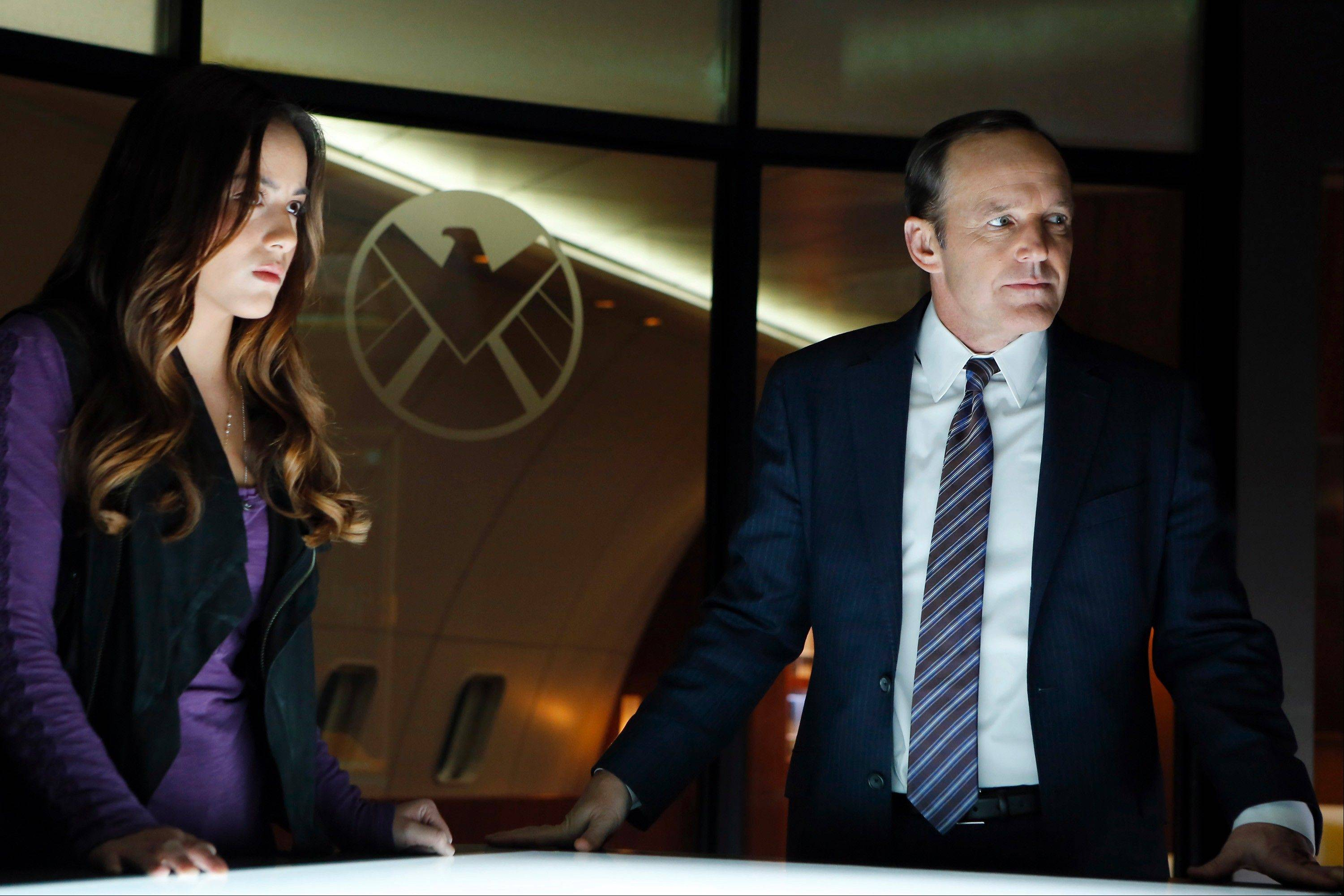 "Chloe Bennet and Clark Gregg star in the pilot of Joss Whedon's ""Marvel's Agents of S.H.I.E.L.D."" premiering on ABC."