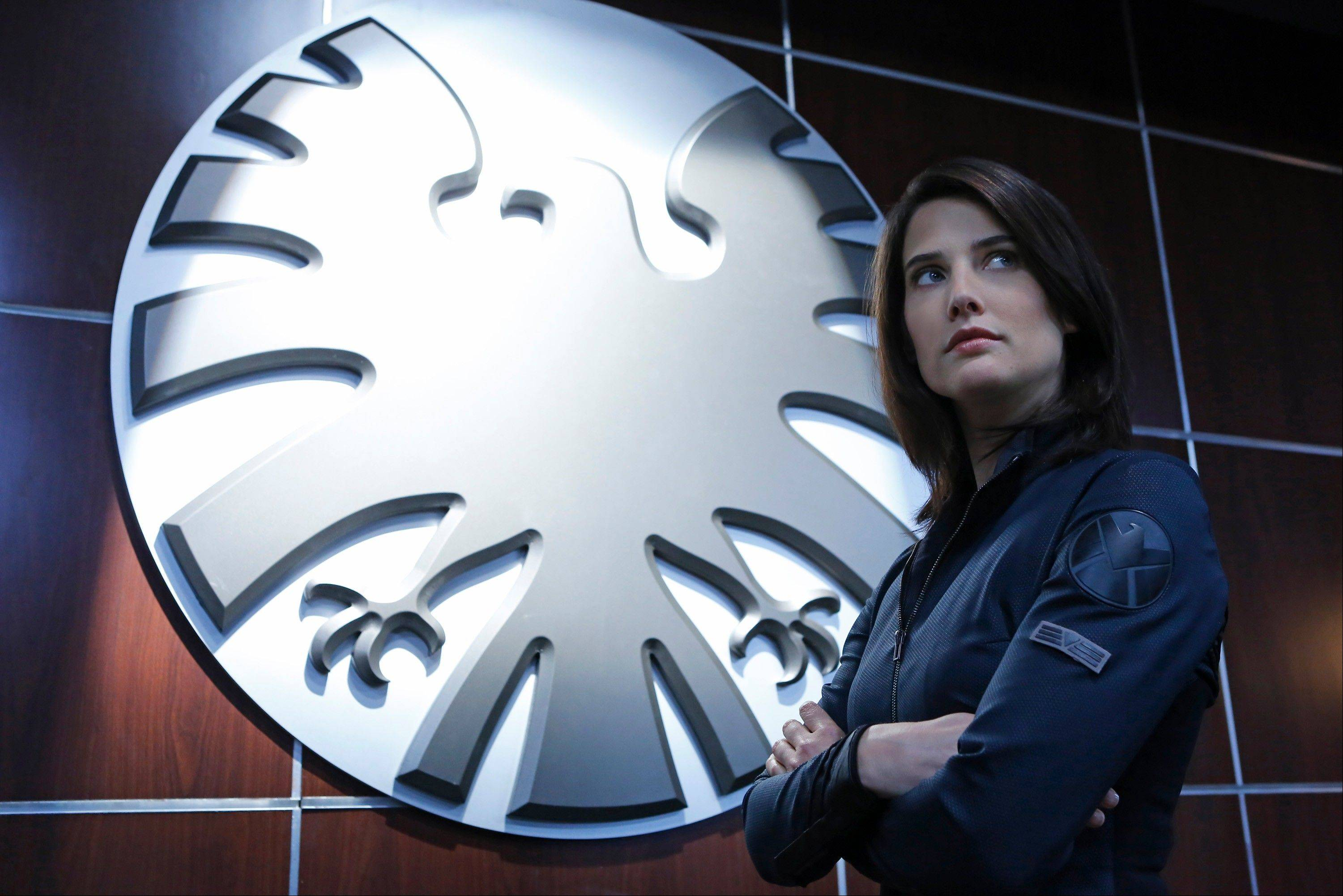 "Cobie Smulders is part of cast in the pilot of the new ABC drama ""Marvel's Agents of S.H.I.E.L.D."""