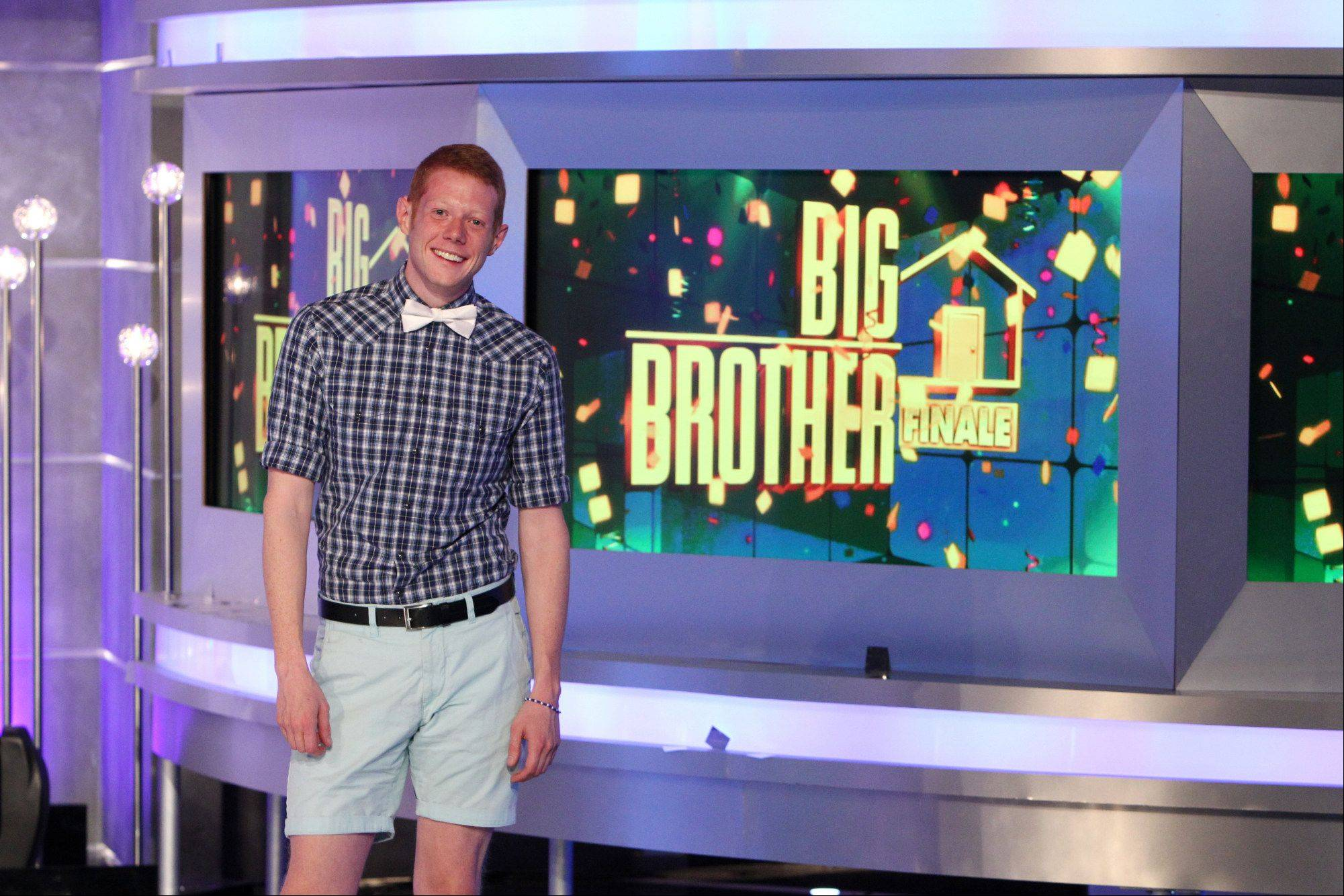 Andy Herren wins BIG BROTHER, Wednesday, September 18.