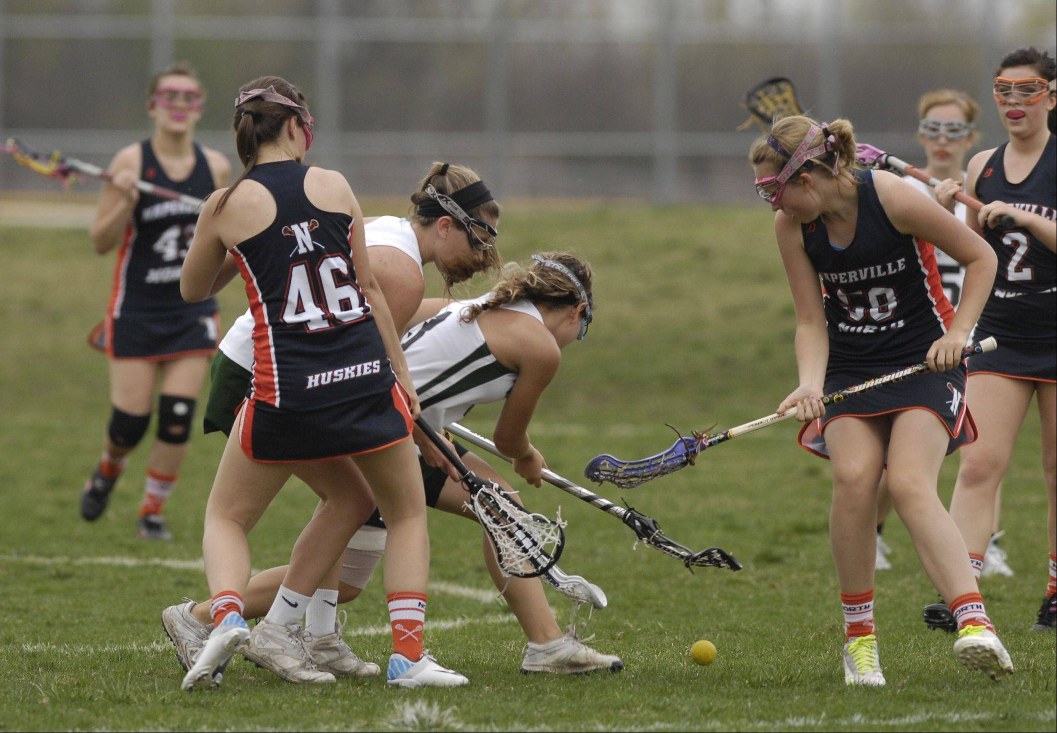 Naperville North girls lacrosse players are asking Naperville Unit District 203 to designate their group as an official sport instead of a club.