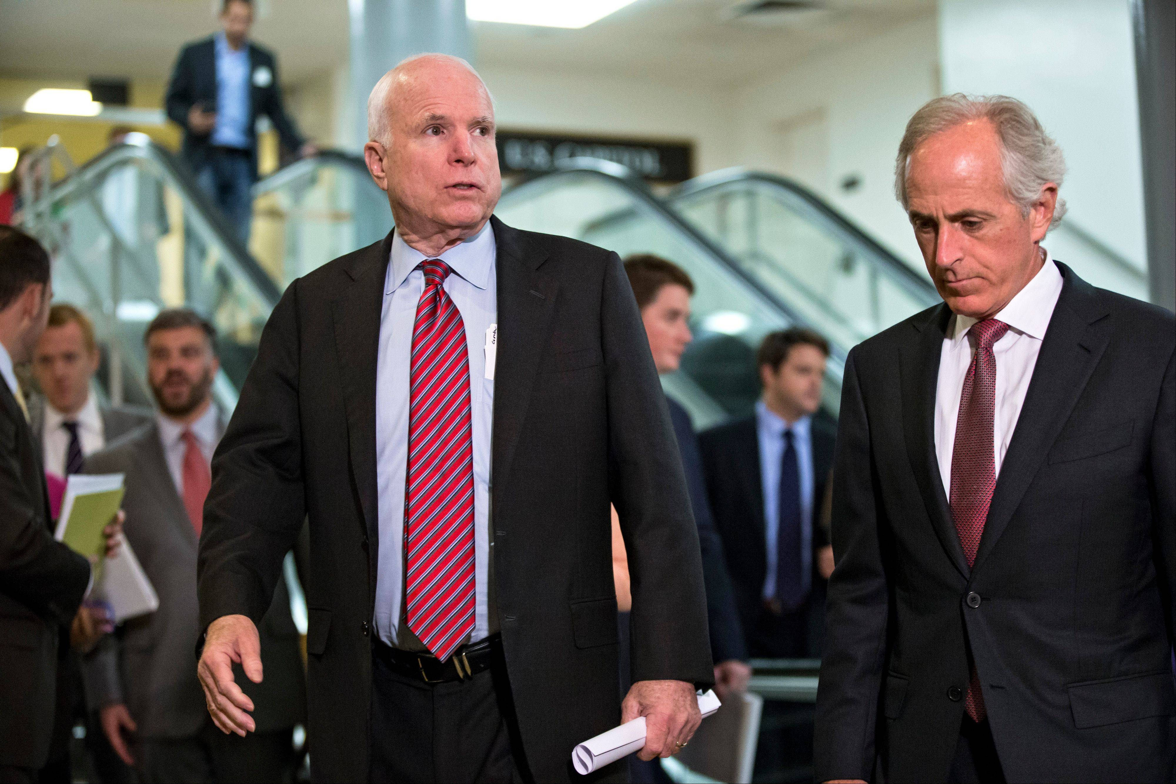 "Republican Sen. John McCain insisted he is ""more pro-Russian"" than President Vladimir Putin, accusing Putin of corruption, repression and self-serving rule in an opinion piece for Pravda newspaper answering the Russian leader's broadside last week in The New York Times."