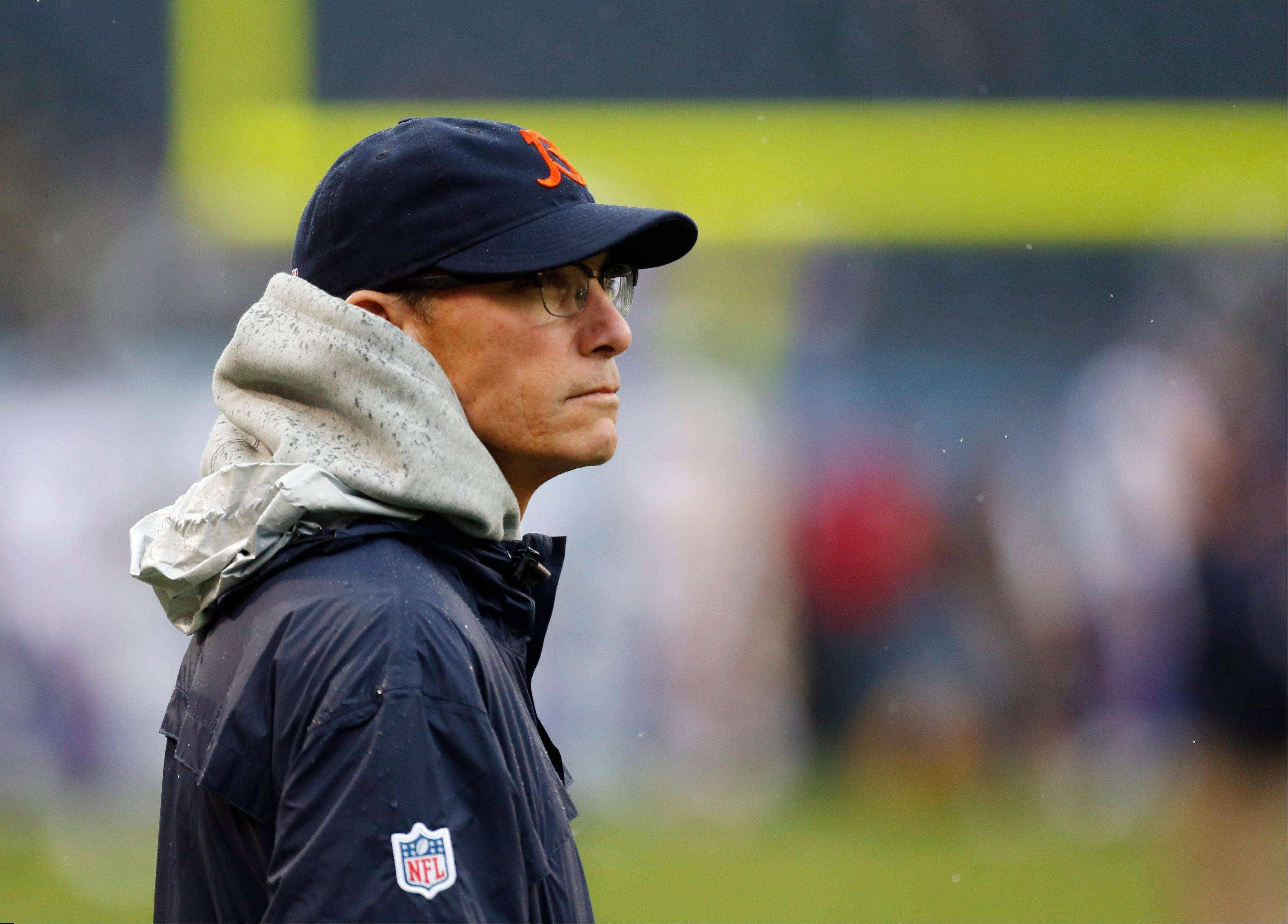 Can it really be that Bears coach Marc Trestman has no idea who Willy Wonka is?