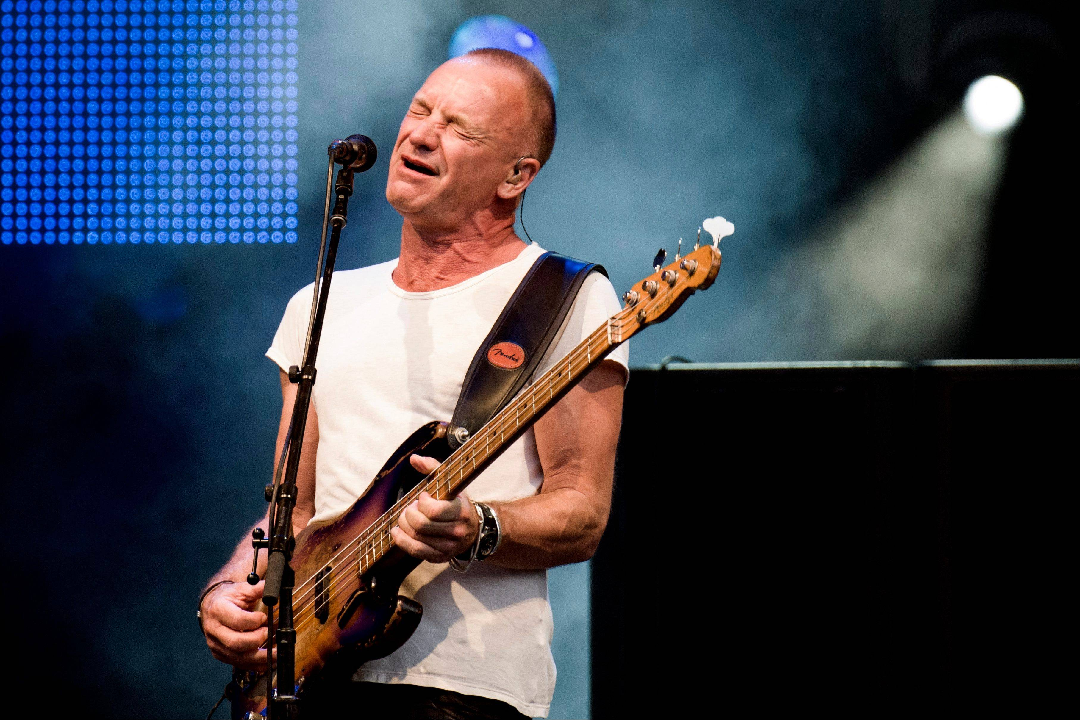 "Sting's new musical ""The Last Ship"" will sail onto Broadway after a stop in Chicago."