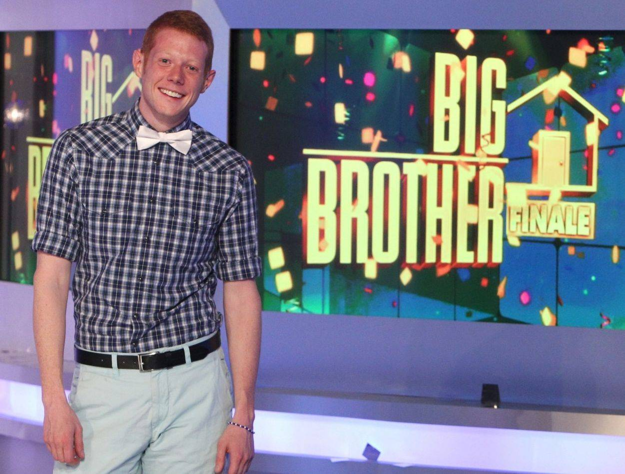 "Aurora native Andy Herren won season 15 of CBS' ""Big Brother."""