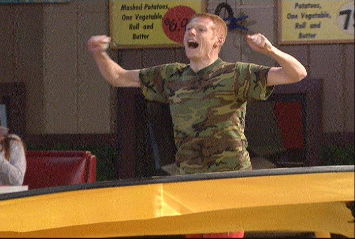 Houseguest, Andy, wins HOH on BIG BROTHER, Sunday, August 11.