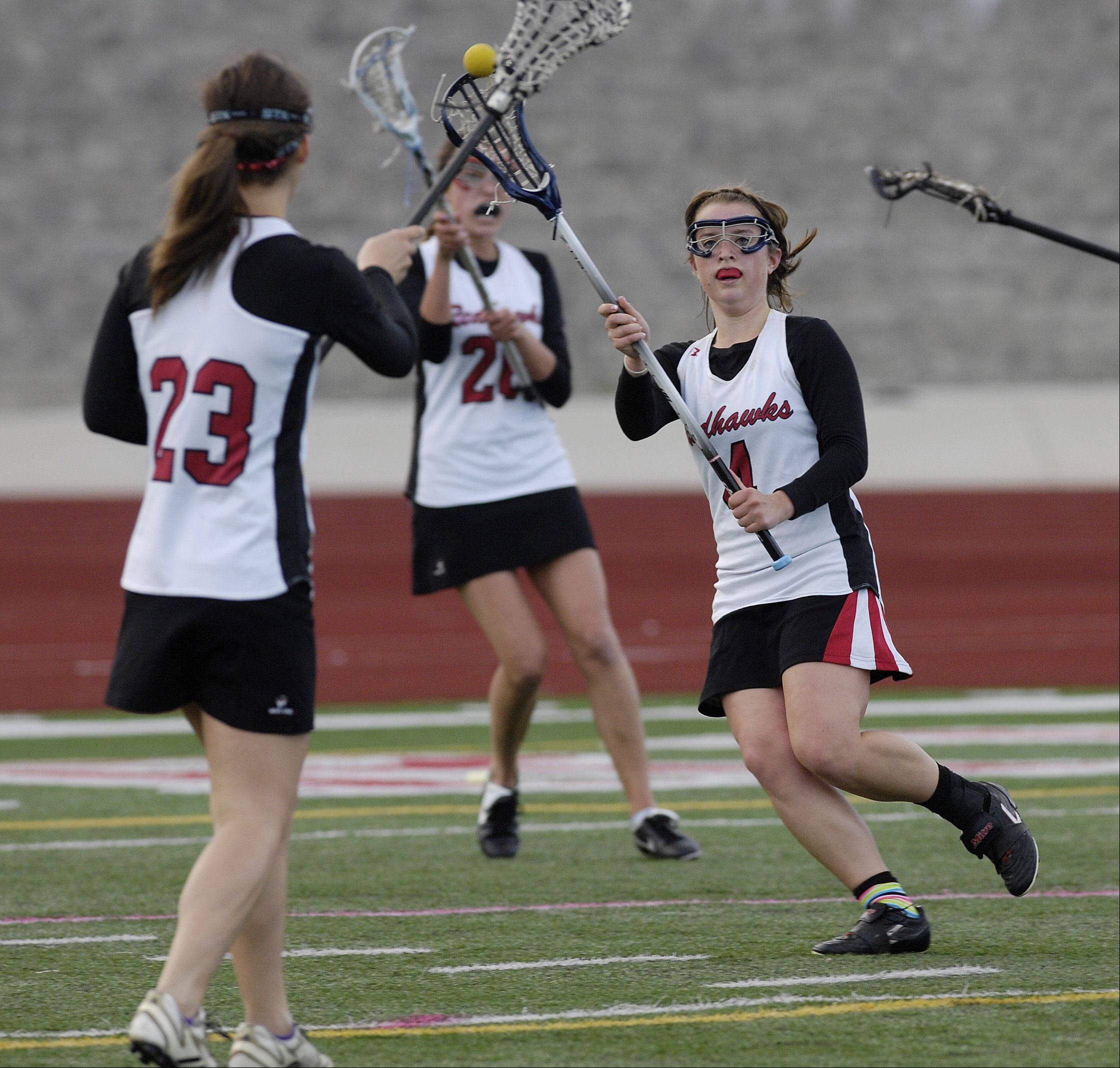Naperville Central High School lacrosse club players are seeking official sport status from Naperville Unit District 203. The request comes as the IHSA is nearing the amount of school-sponsored girls and boys lacrosse teams it needs to launch a state championship series.