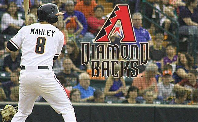 After leading the Schaumburg Boomers to the Frontier League crown, outfielder/pitcher Sean Mahley was picked up by the Arizona Diamondbacks, who purchased the 24-year-old's contract.