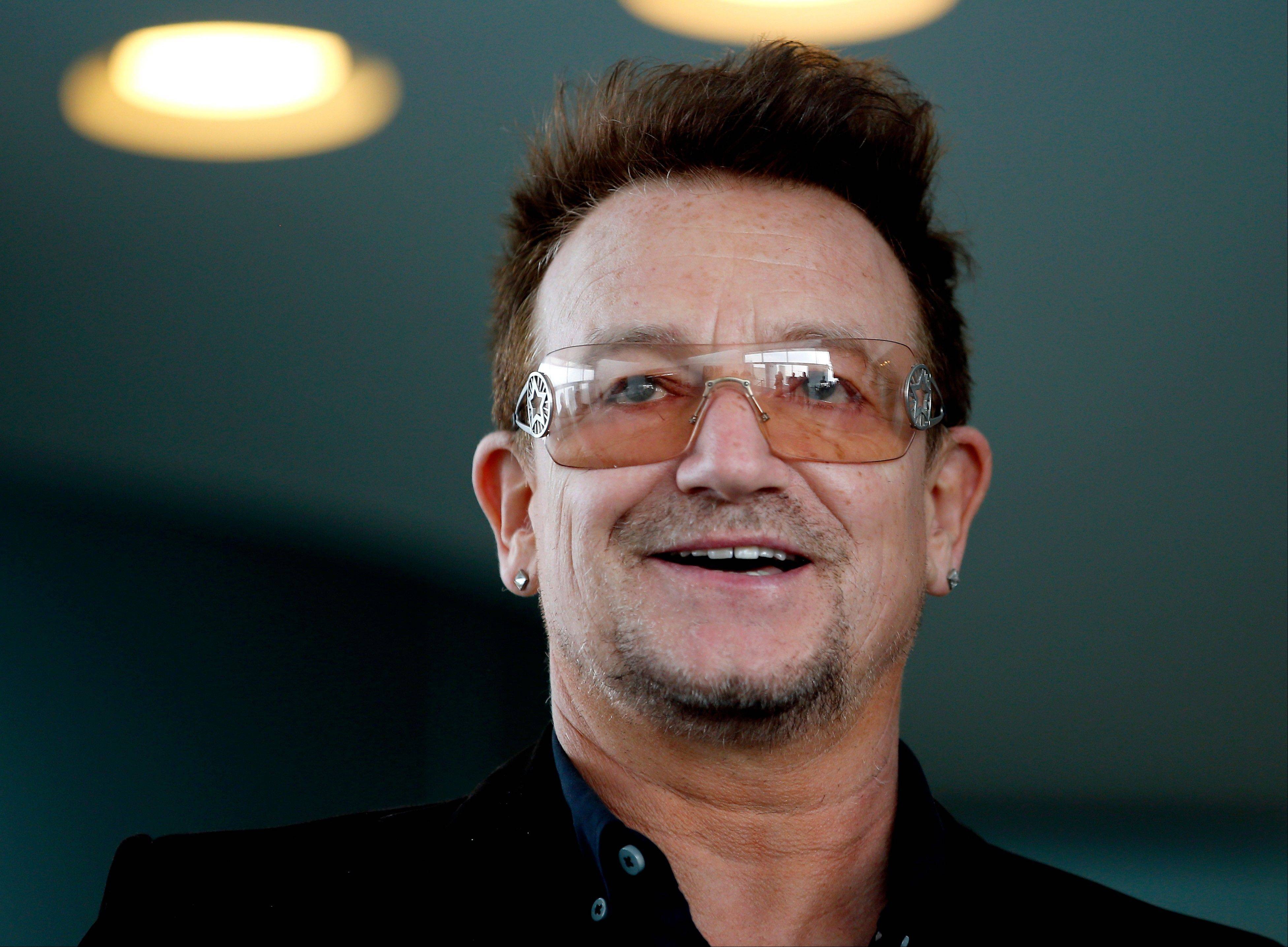 Bono and a long list of world leaders will attend next week�s Global Citizen Festival to help fight poverty.