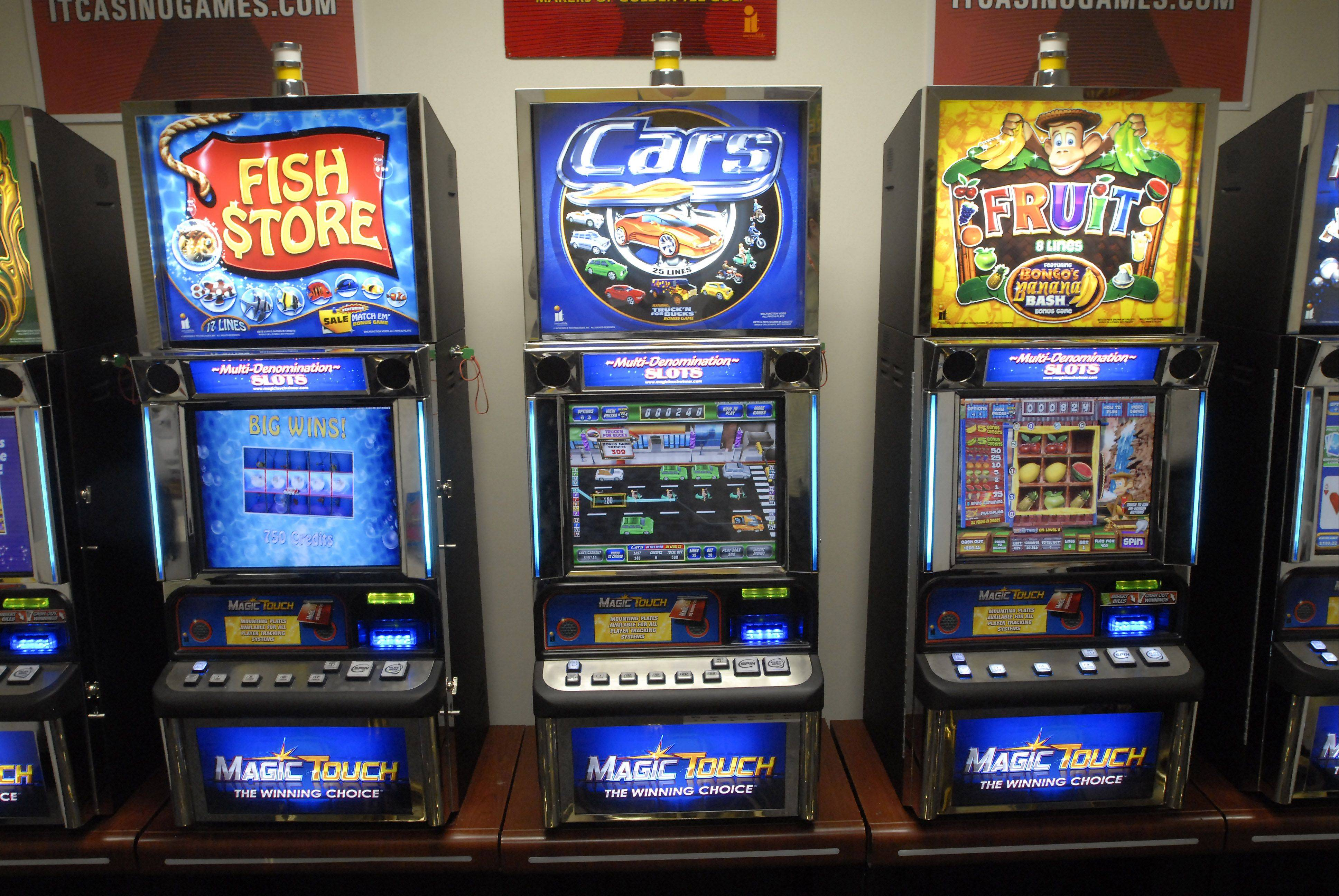 BILL ZARS/bzars@dailyherald.com There is debate in Bartlett about the big number of video gambling businesses that want to come to town.
