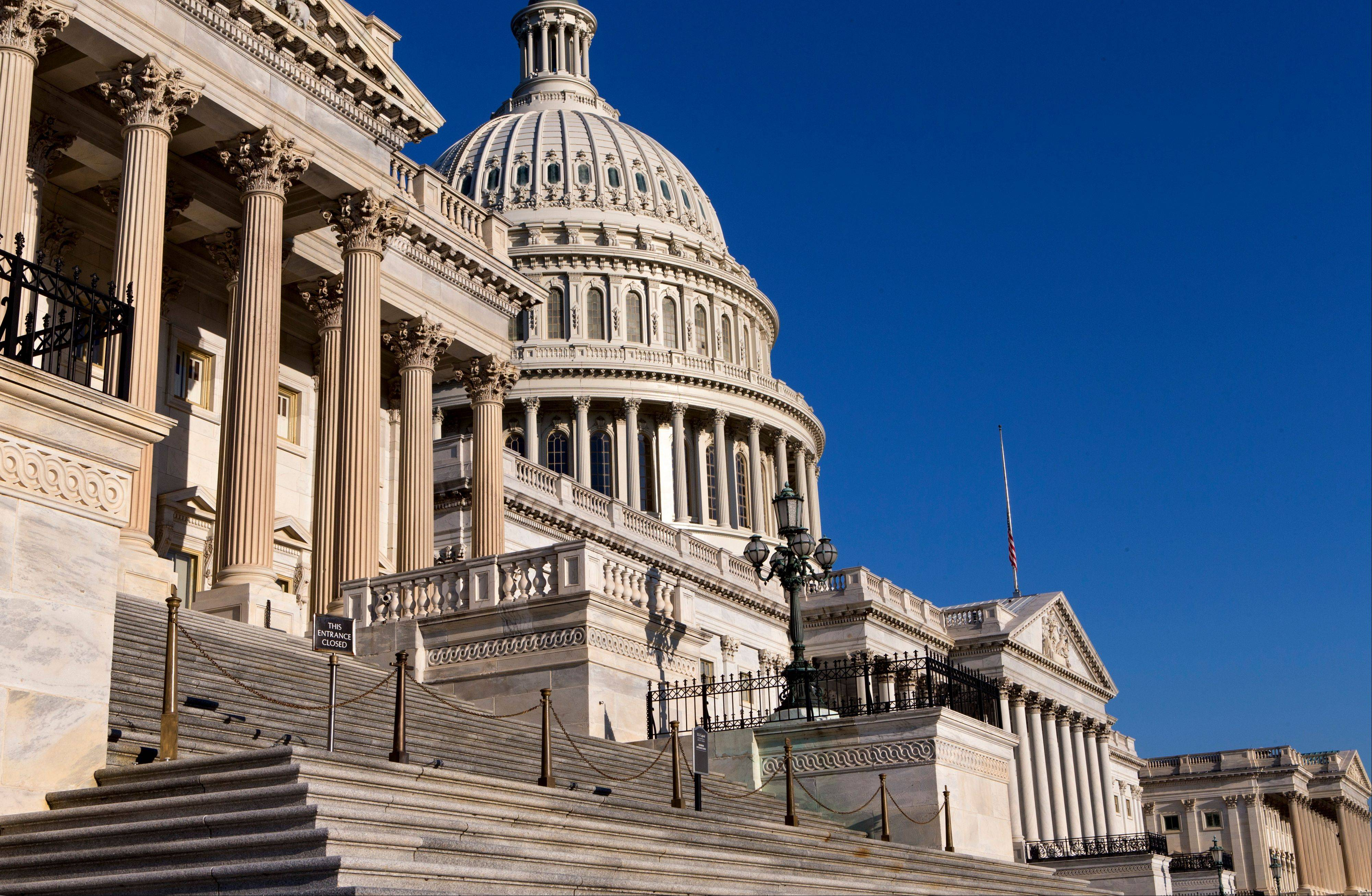 Investors aren't finding any stability in a divided and divisive Congress, and the markets are reflecting their angst.