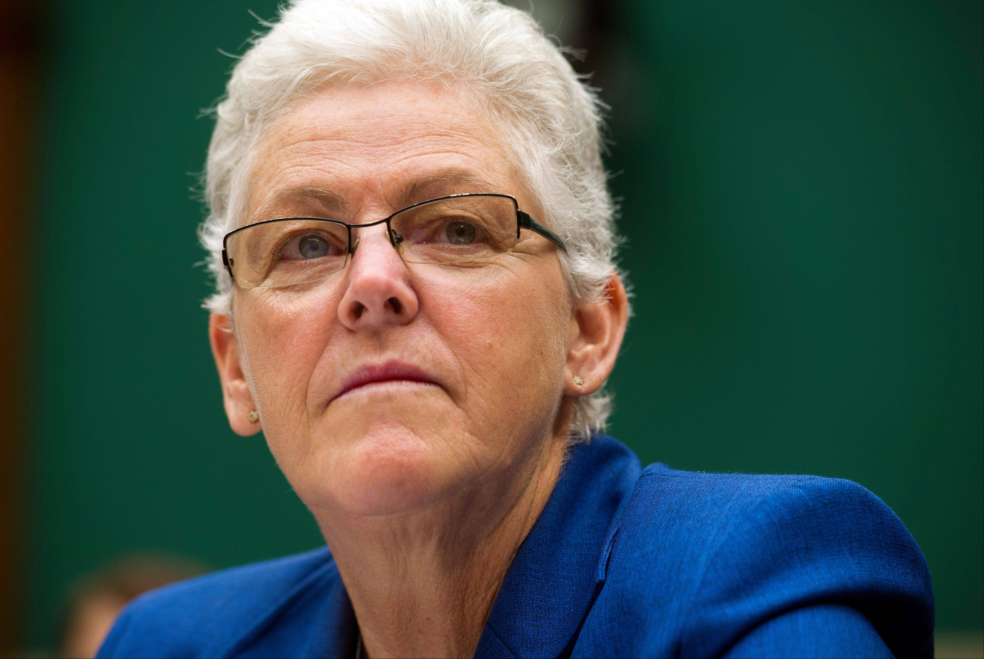 """We know this is not just about melting glaciers,"" said EPA administrator Gina McCarthy. ""Climate change -- caused by carbon pollution -- is one of the most significant public health threats of our time. That's why EPA has been called to action."""
