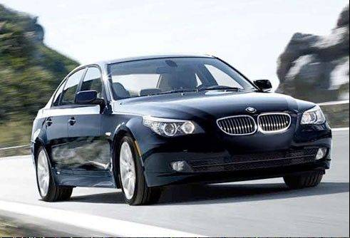 The 2010 BMW 535i is among the vehicles involved in the recall.