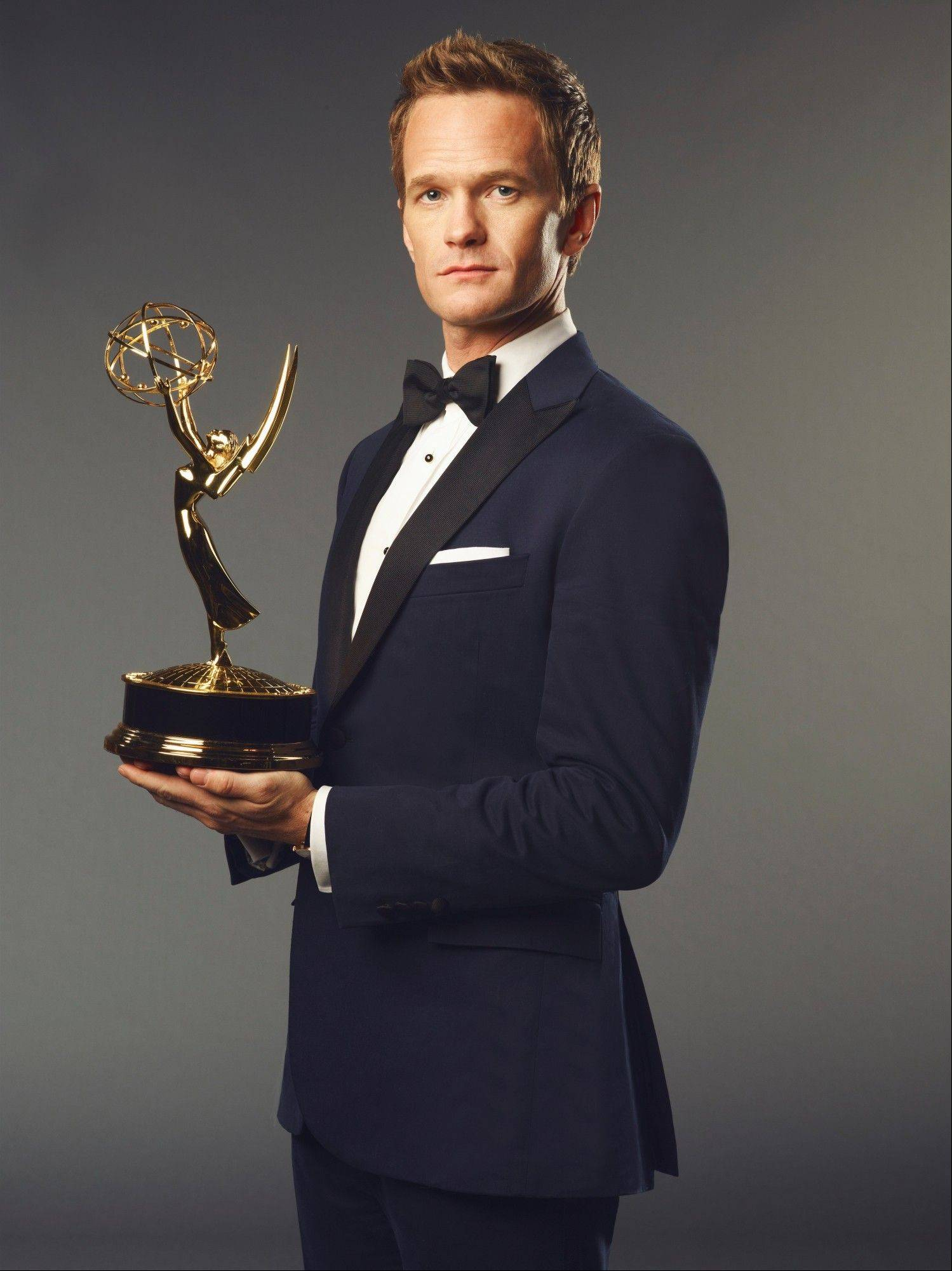 Neil Patrick Harris will host TV's Emmy Awards for the second time Sunday.