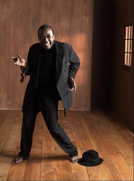 Legendary singer and dancer Ben Vereen performs at the Raue Center for the Arts in Crystal Lake.