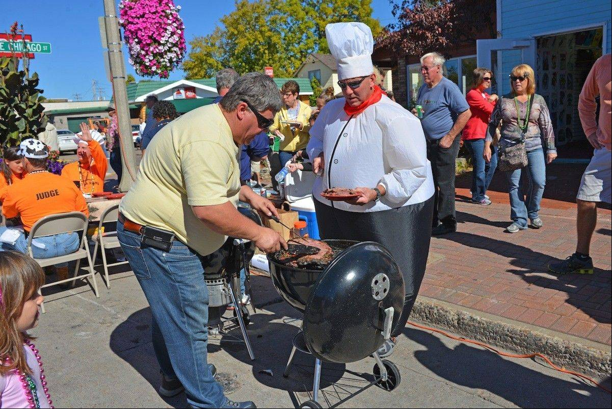 Beef-A-Rama in Minoqua, Wis., is a carnivore's delight.