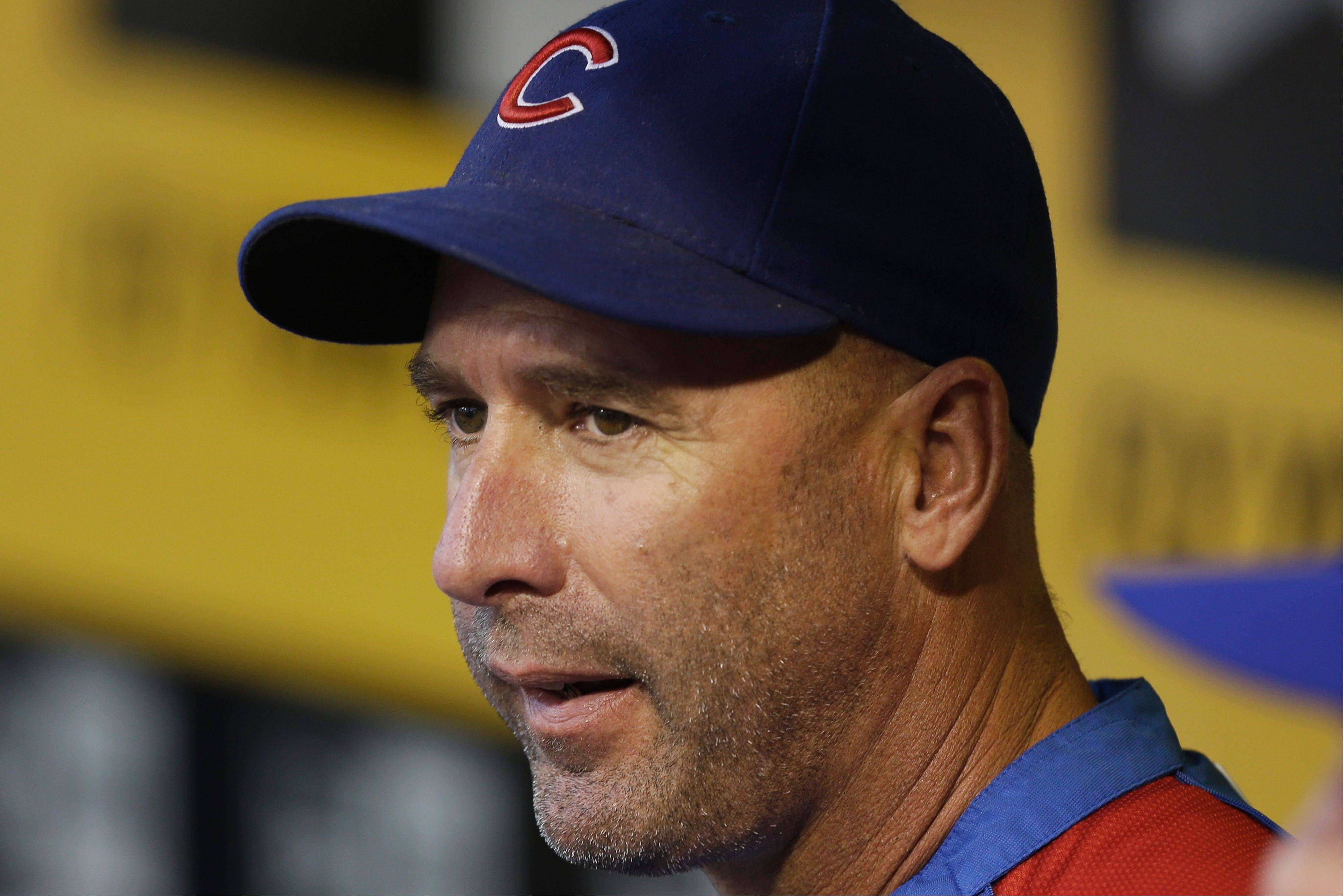 Cubs manager Dale Sveum has received no vote of confidence from his bosses.