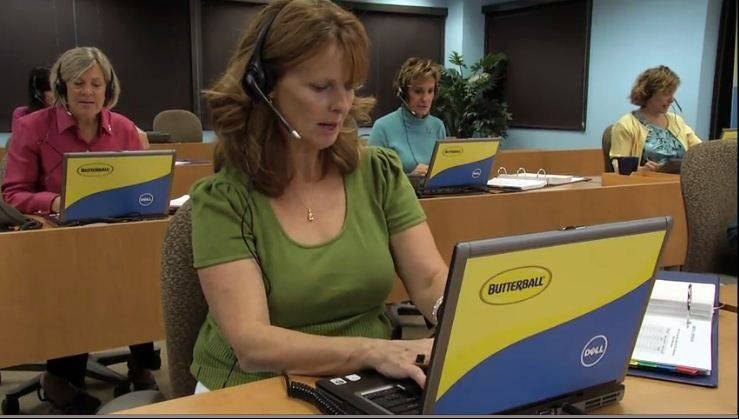 Butterball�s Turkey Talk Line, which has grown from six operators to about 60 since it launched in 1981, has never hired men. Butterball recently began begin offering an online application for men age 25 and up to apply to be the spokesman for the line or one of the operators.