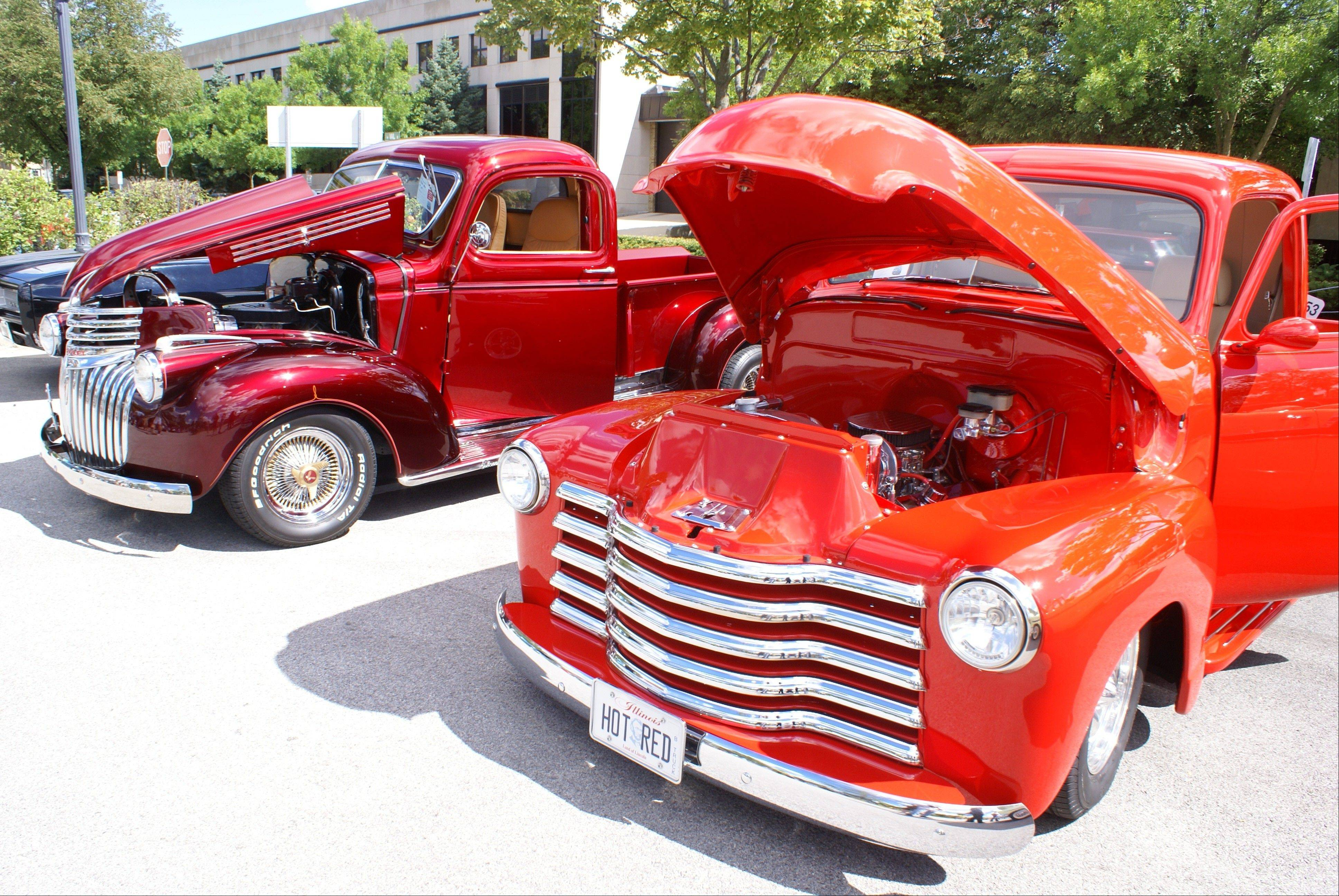 Motoring at the Museum car show and Plein Air Art gathering takes place Sunday at the Arlington Heights Historical Museum.