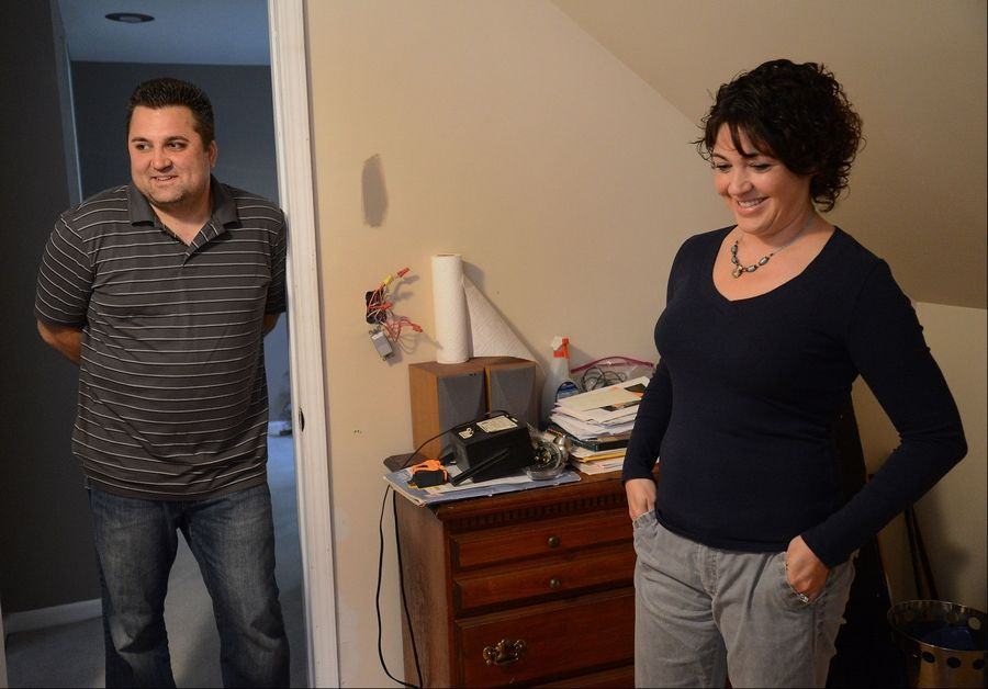 "A construction project manager, Eric Djordjevic tells his wife, Jennifer, that he is looking forward to finishing the ""baby's room"" in their Des Plaines home. The beneficiaries of a golf event that raises money for fertility treatments, the Djordjevics say they are ready to become parents."