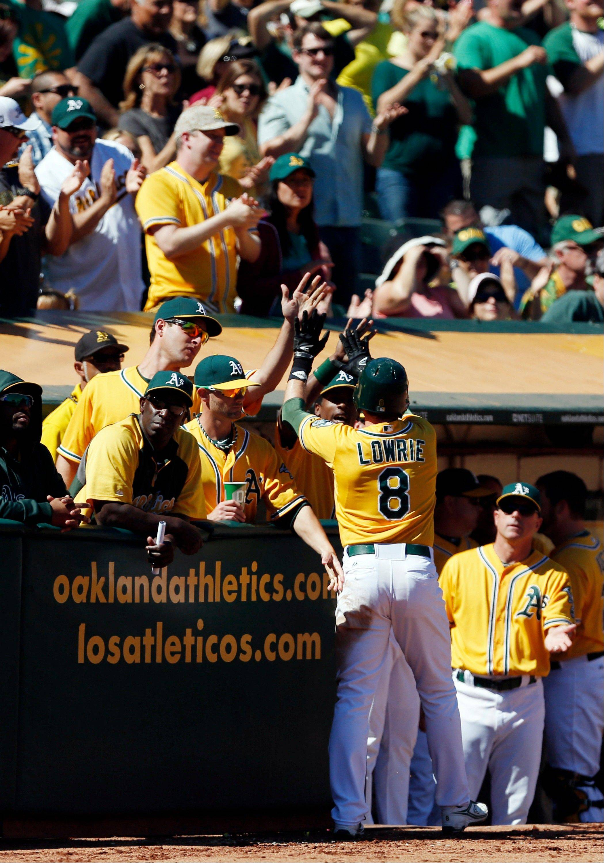 The Oakland Athletics are a team worth rooting for, says Len Kasper, as they head into the postseason.