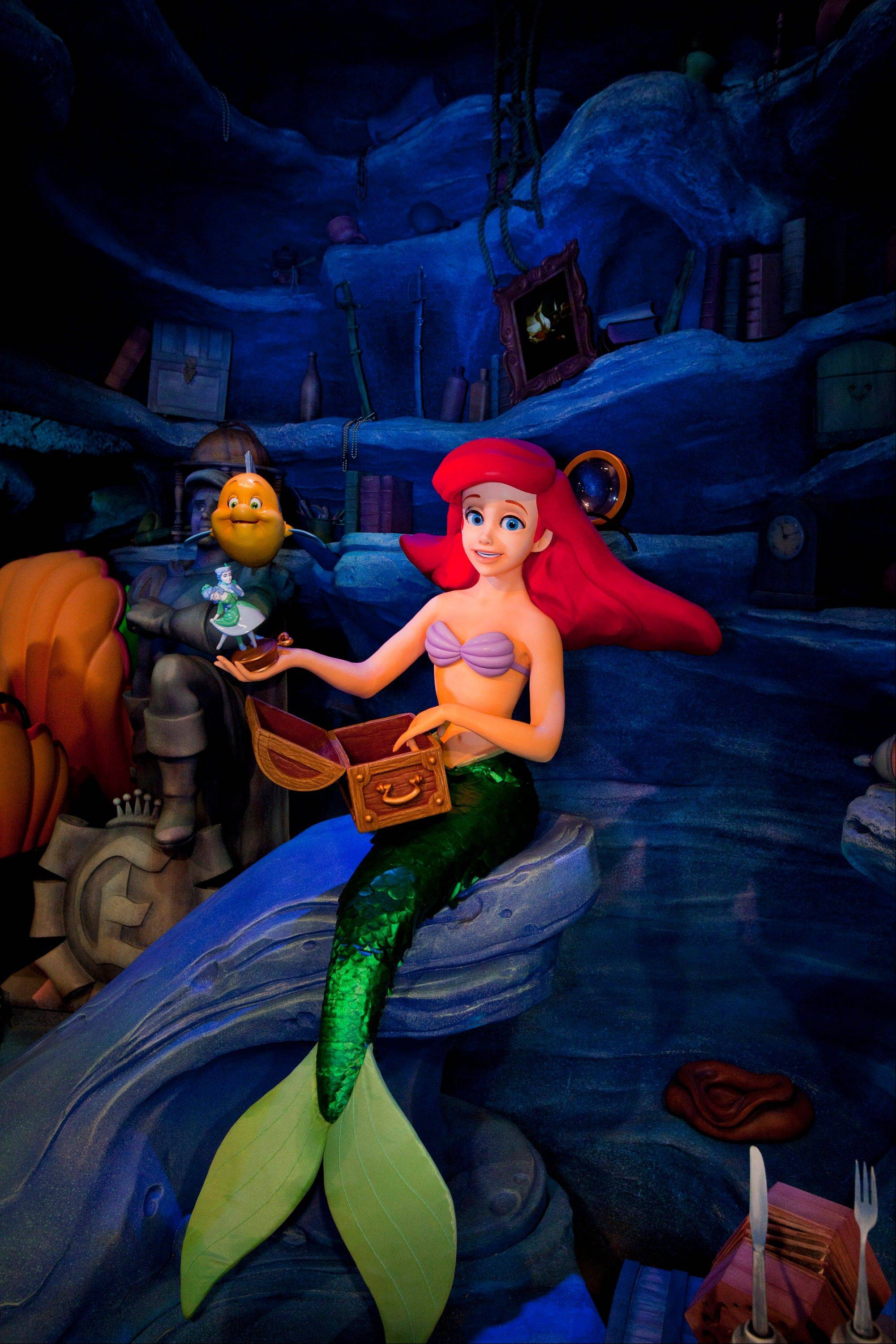 People with disabilities will no longer go straight to the front of lines for rides like The Little Mermaid: Ariel's Undersea Adventure at Disneyland and Walt Disney World after growing abuse of the system, park officials said Monday.