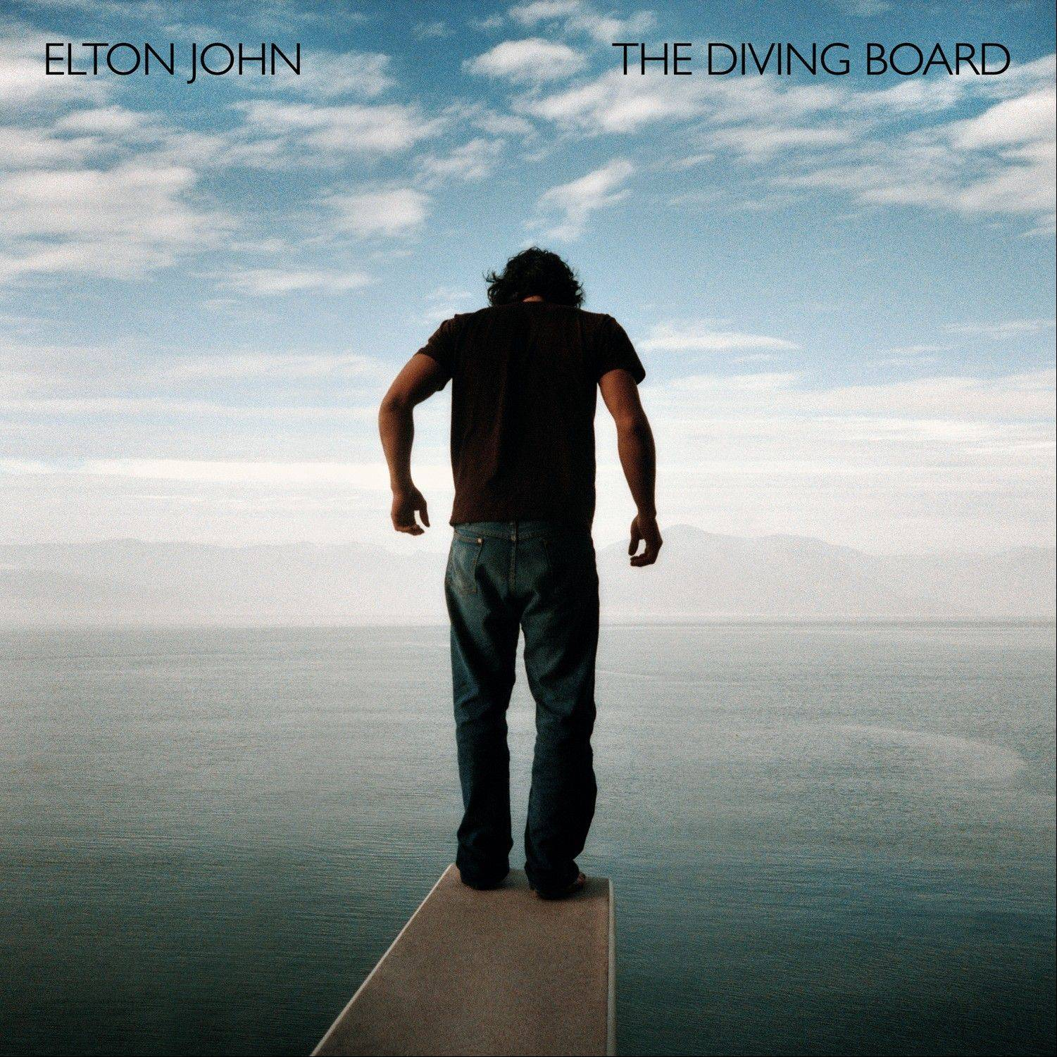 """The Diving Board"" by Elton John"