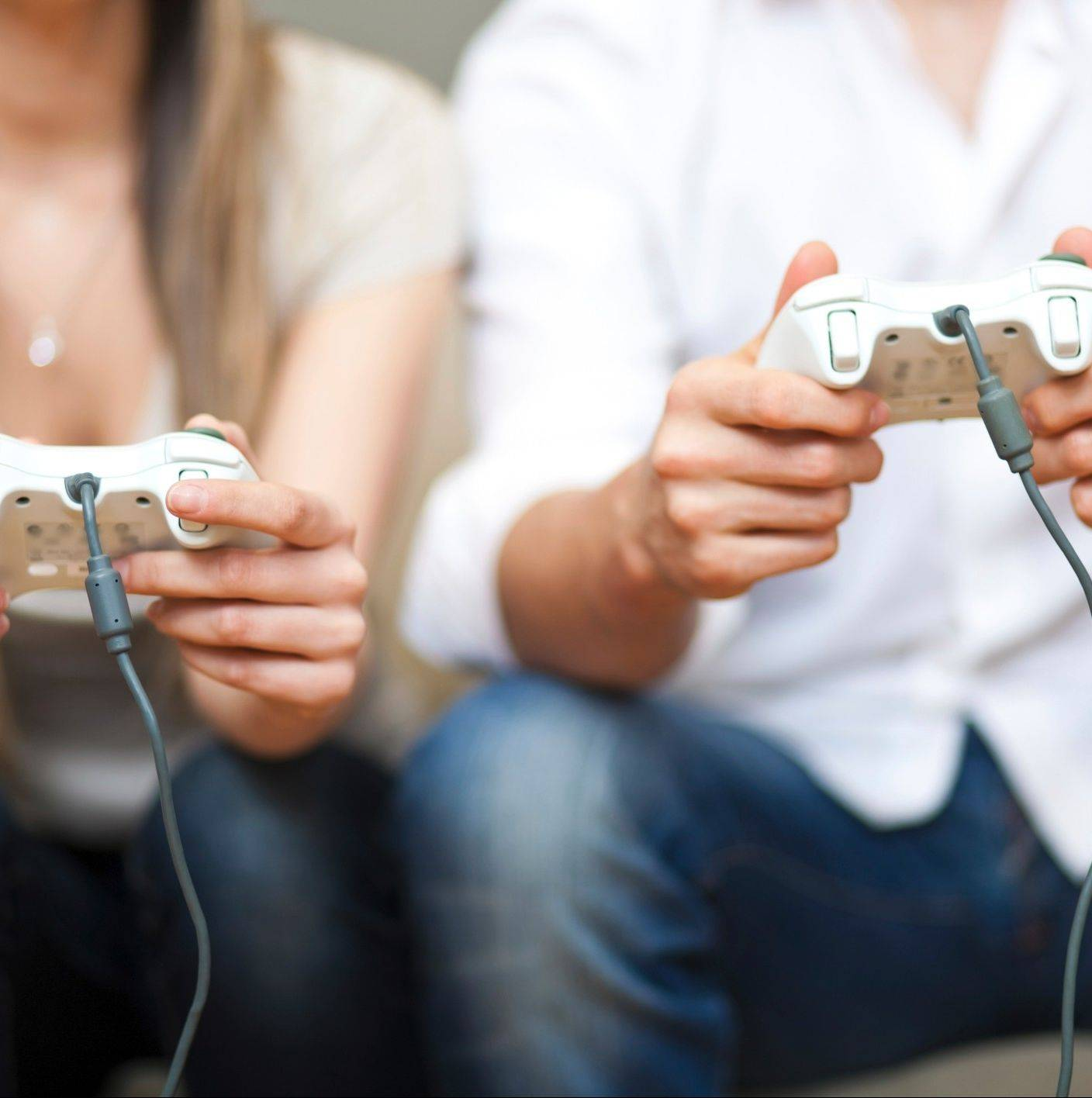 Adults can engage in some mental exercise by playing video games regularly.
