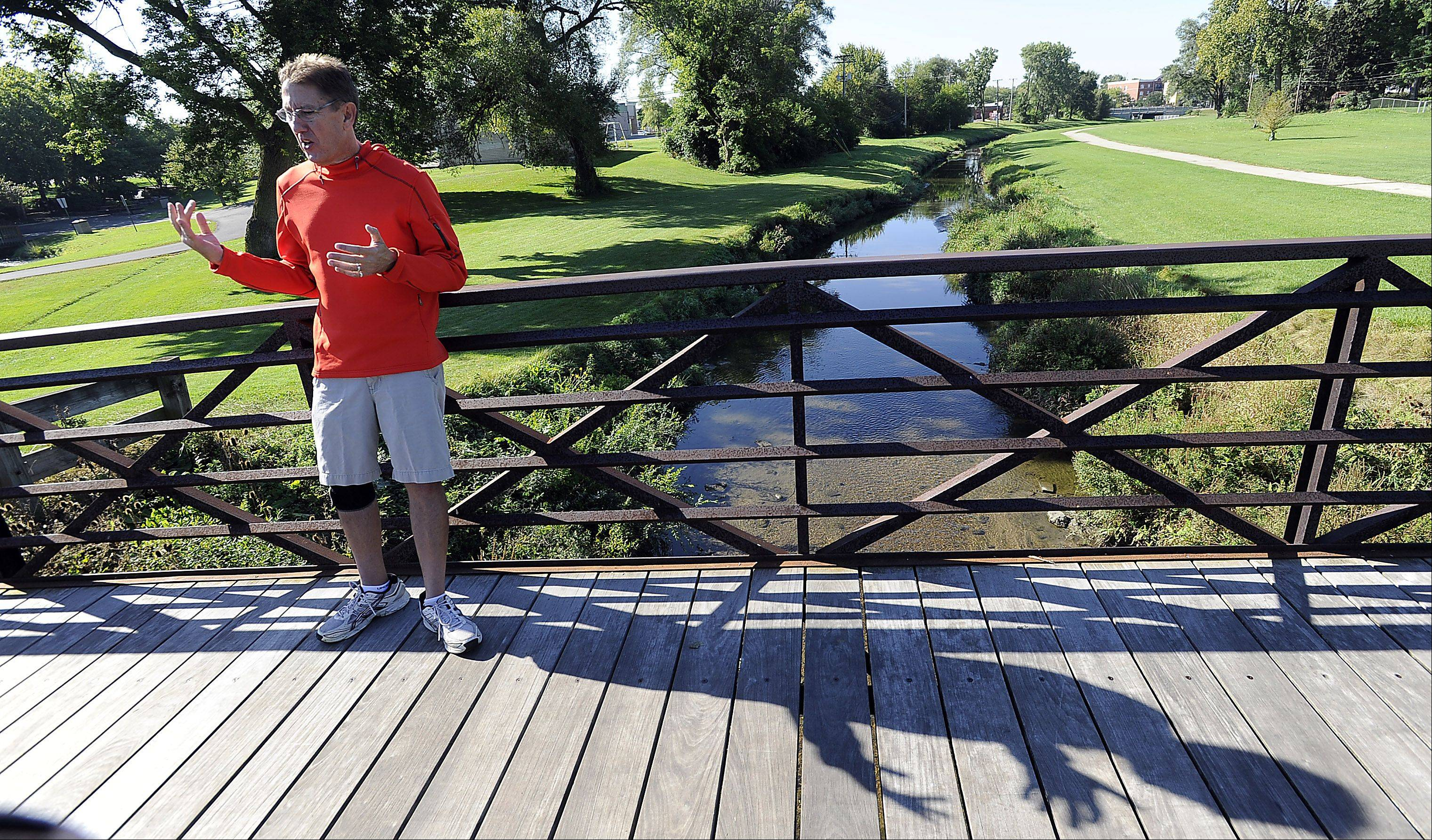 The Parkinson's tremors that begin on his left side can leave David Slania of Rolling Meadows sore and exhausted. But he still coaches his son's sports teams and says he focuses on what he can do.