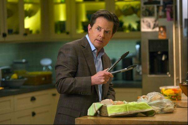 "Describing himself as a character who happens to have Parkinson's disease, Michael J. Fox mines his neurological disease for humor in ""The Michael J. Fox Show,"" which debuts at 8 p.m. Thursday on NBC."
