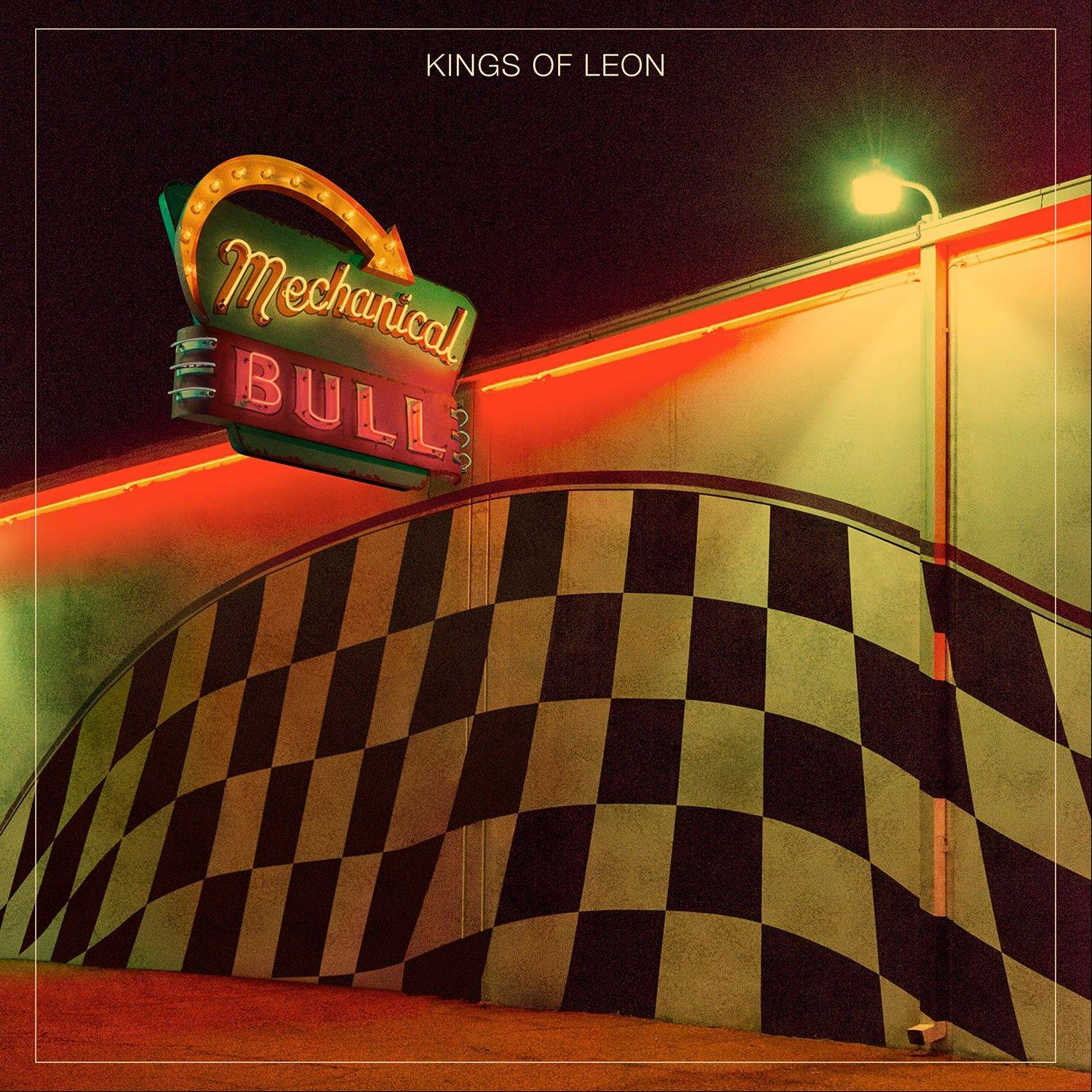 """Mechanical Bull,"" the latest release by Kings of Leon"