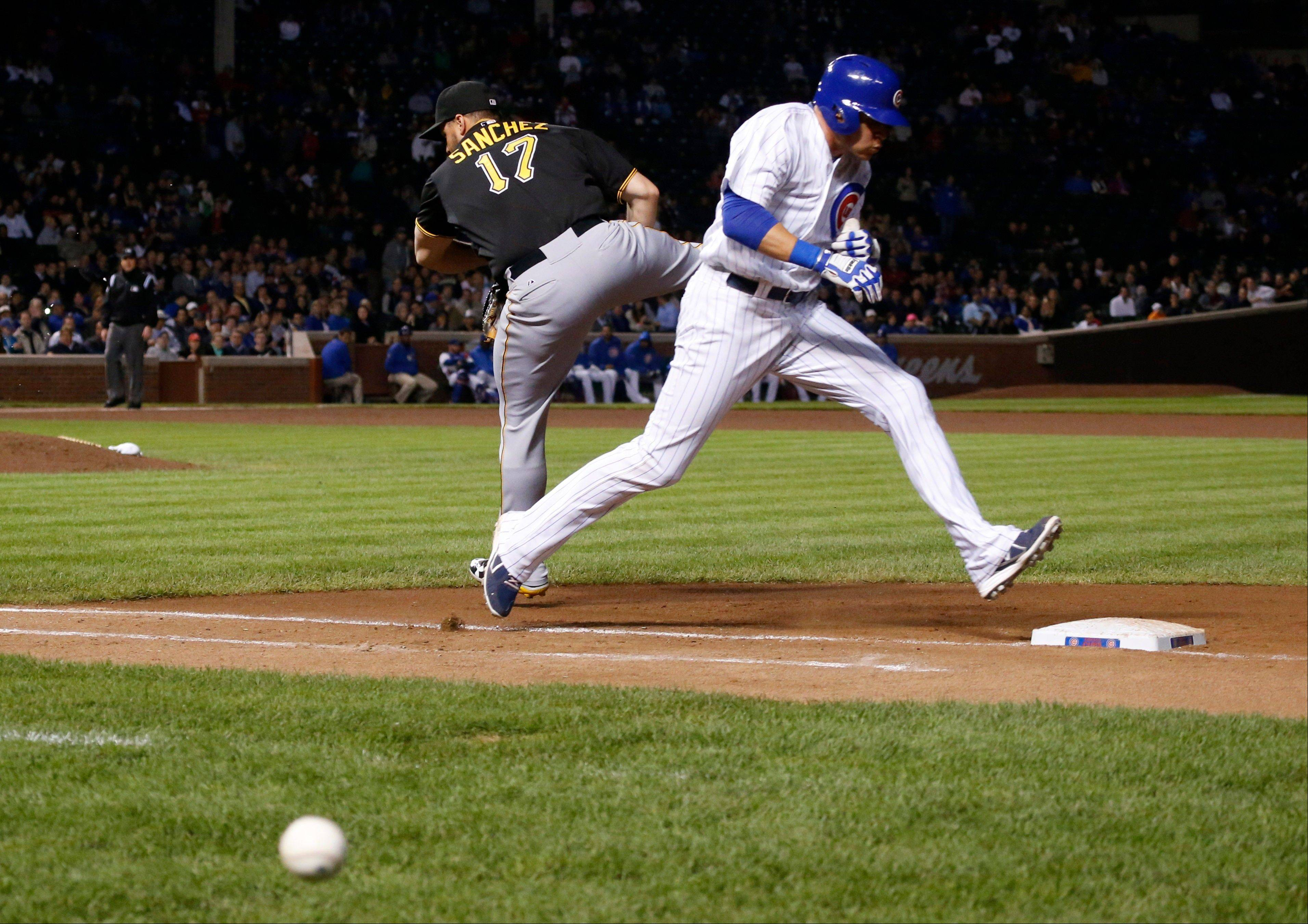 Cubs lose 50th game at Wrigley
