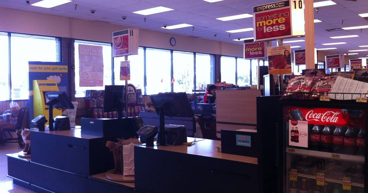 Jewel-Osco getting rid of self-checkout lanes