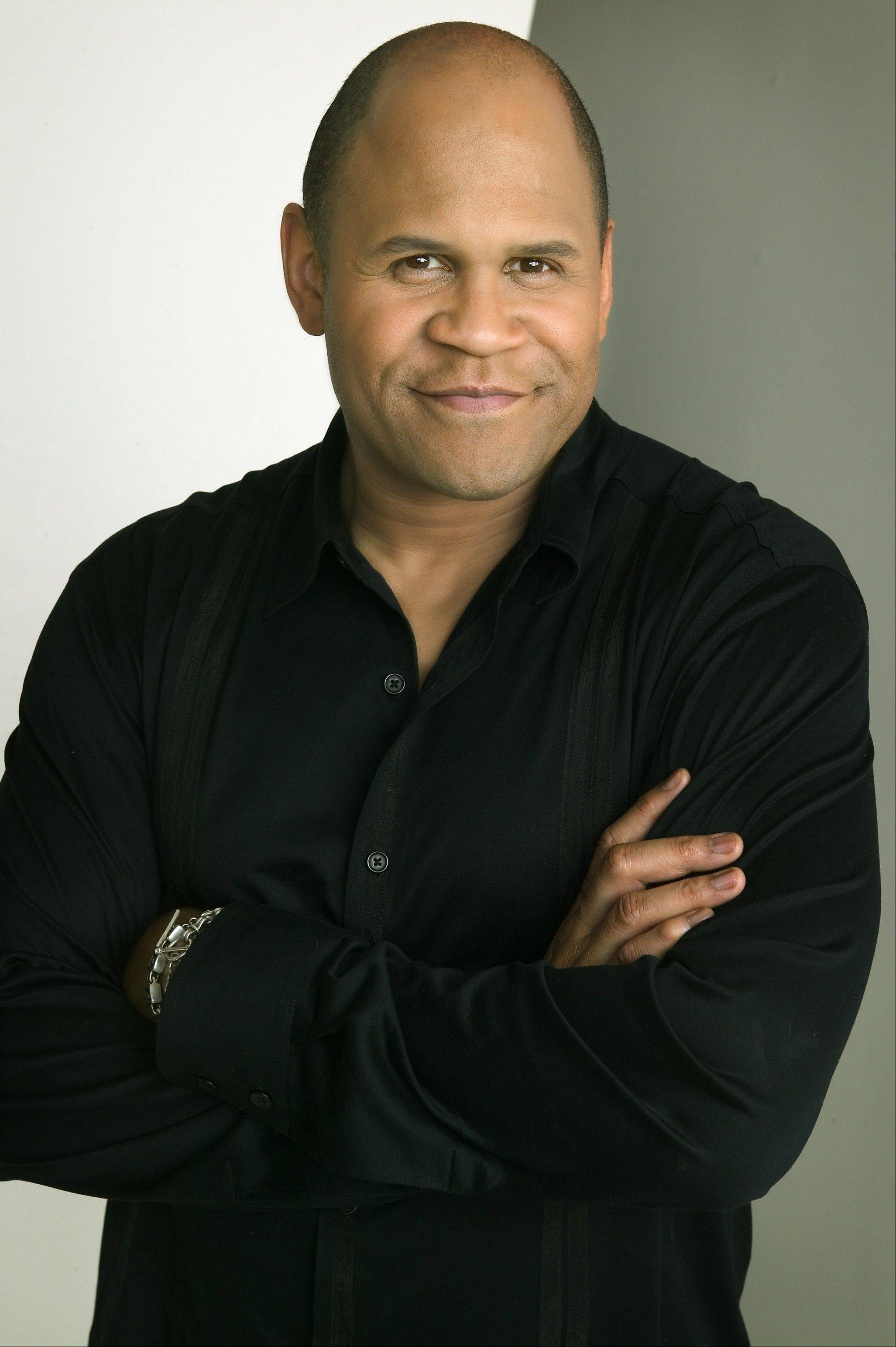 Comedian Rondell Sheridan appears at Zanies locations in St. Charles and Rosemont.