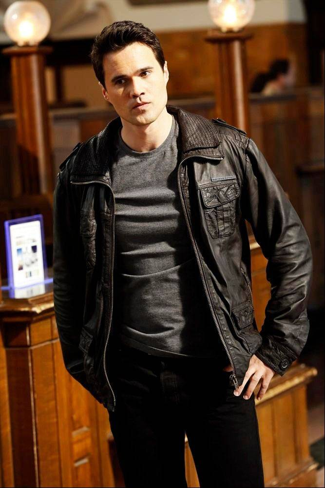 "Brett Dalton plays Grant Ward, a combat and espionage expert serving with the Strategic Homeland Intervention Enforcement and Logistics Division on ABC's new ""Marvel's Agents of S.H.I.E.L.D.,"" which premieres Tuesday, Sept. 24."