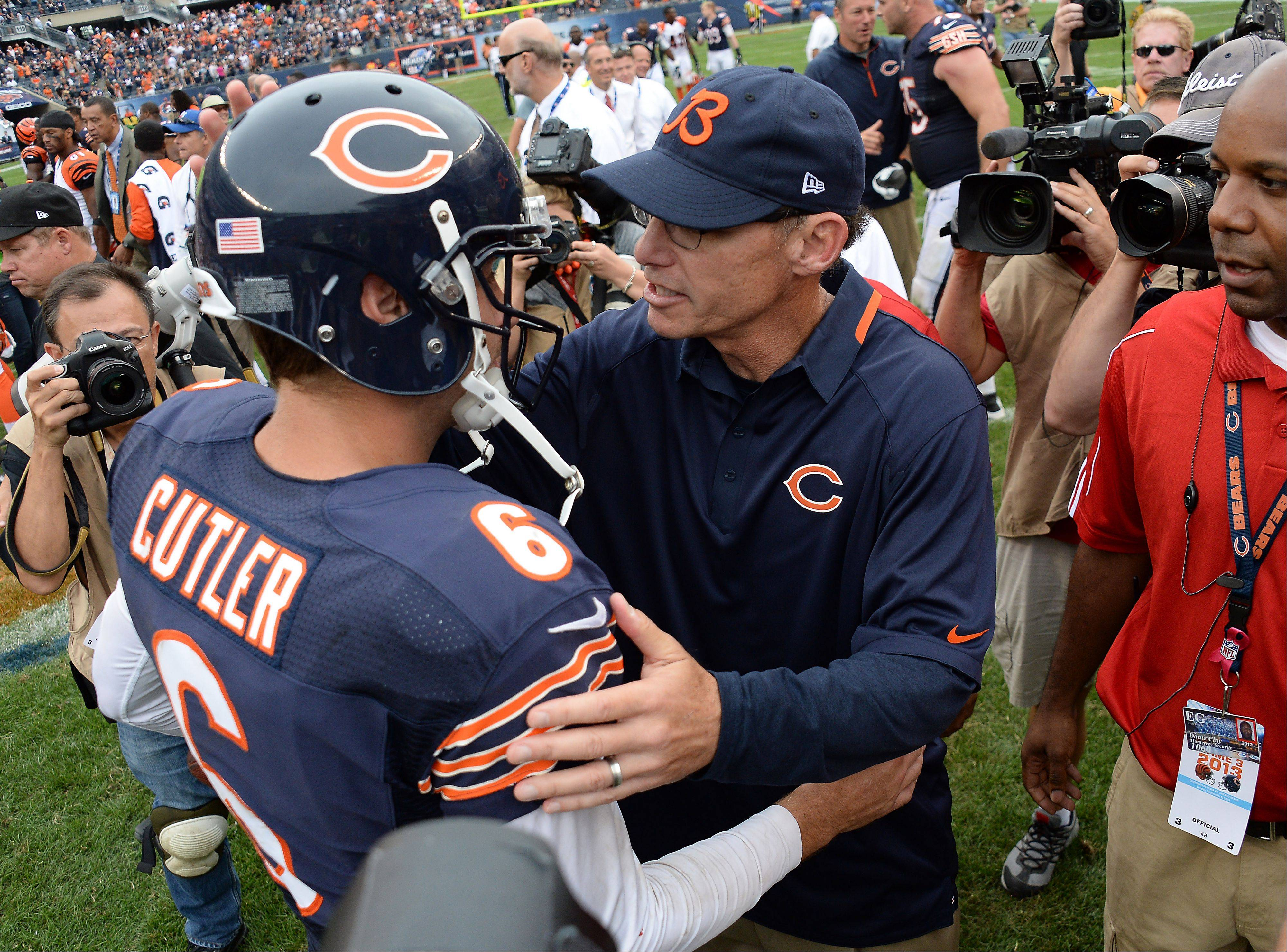 Bears coach Marc Trestman and quarterback Jay Cutler are off to a much faster start than most expected.