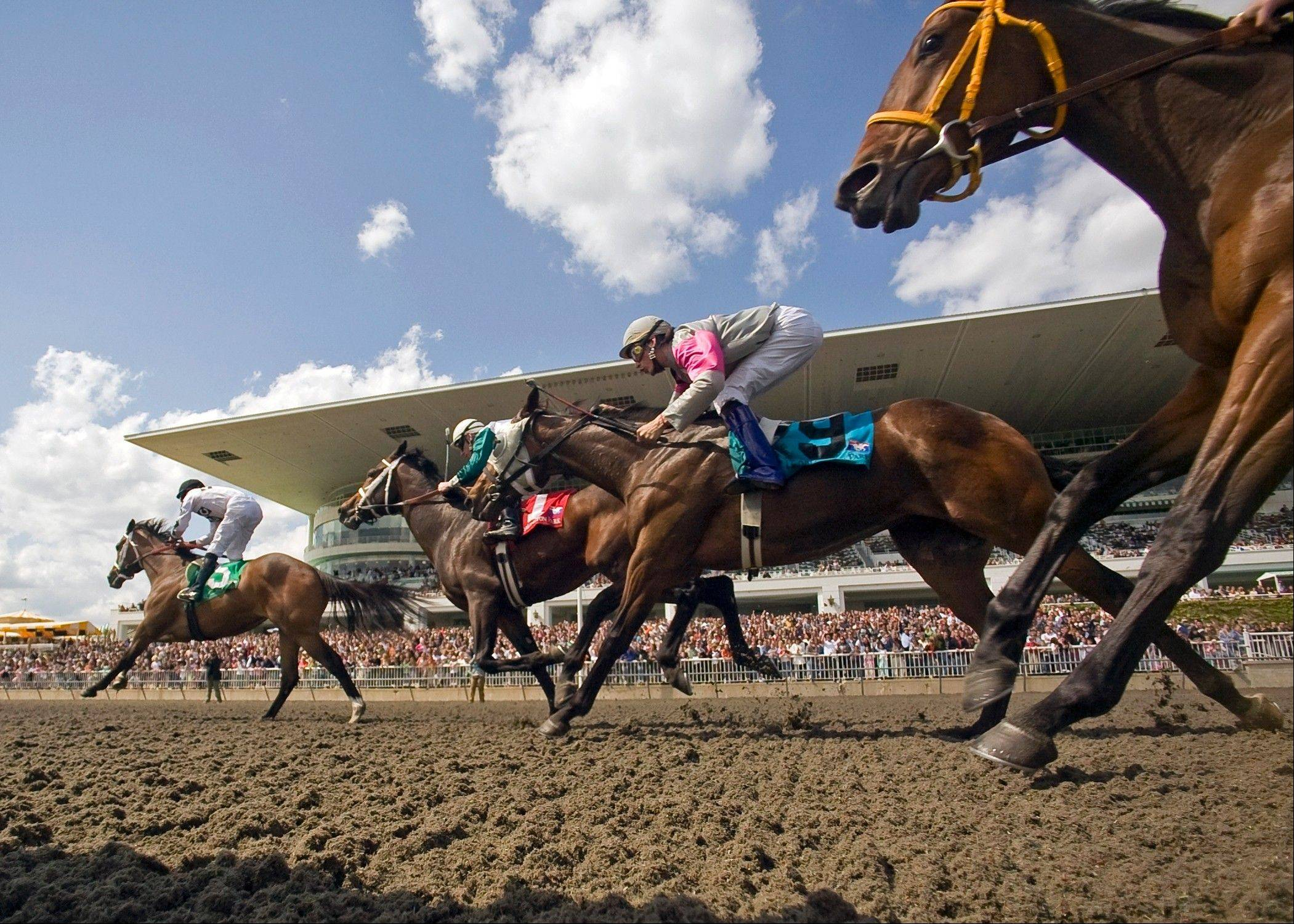 With the Illinois Racing Board unsettled over its funding, the start of the 2014 thoroughbred racing season remains uncertain. The IRB has laid out for possibilities as it awaits funding from the state legislature to be renewed.